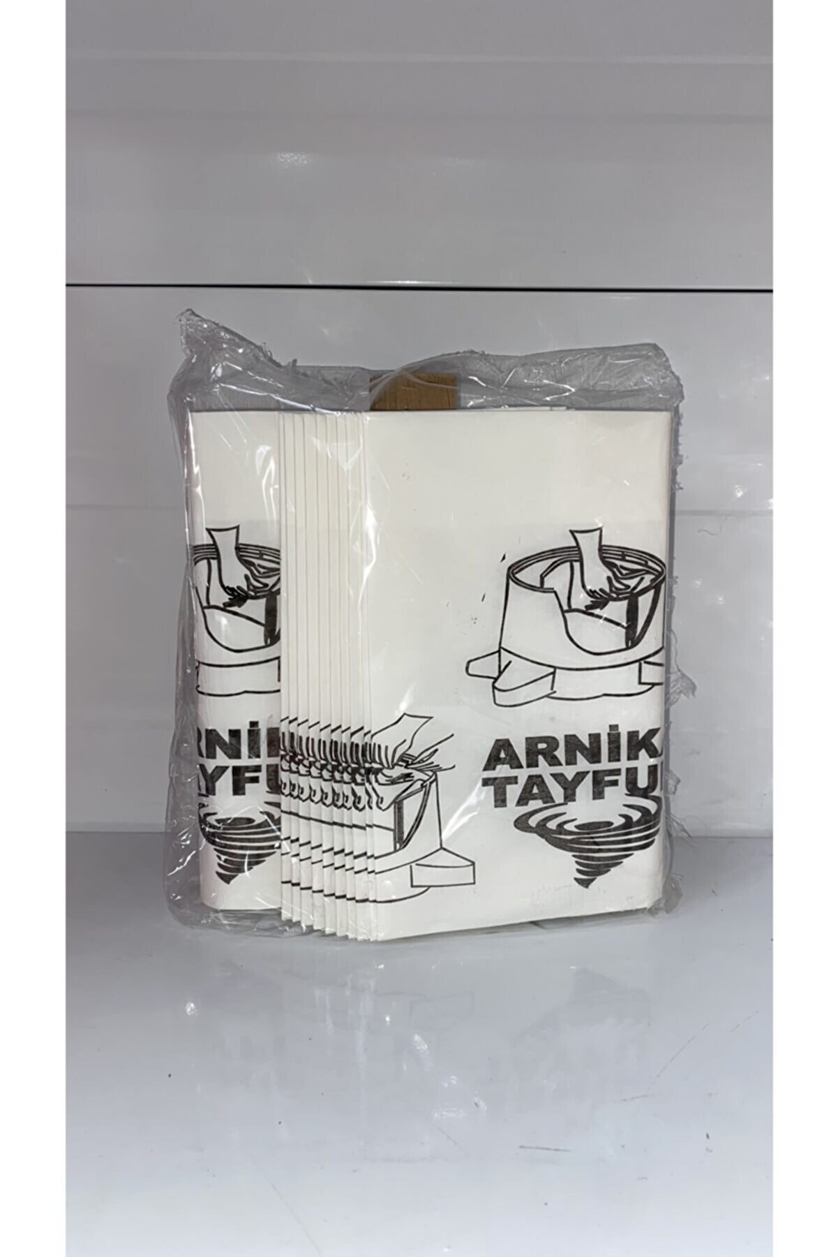 Arnica Tayfun Kağıt Toz Torbası(20ADET)