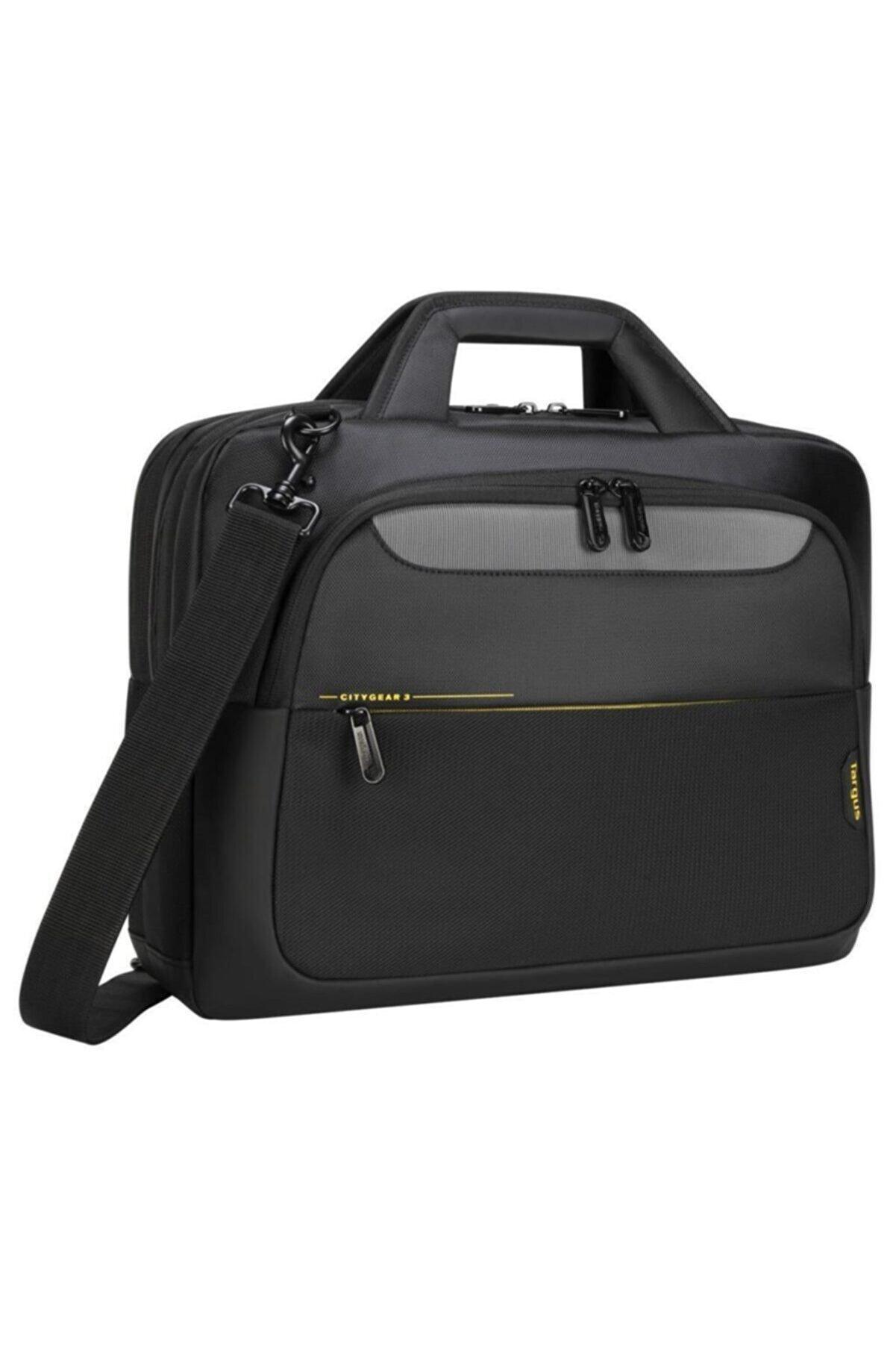 "Targus Citygear 15-17.3"" Topload Laptop Case Black"