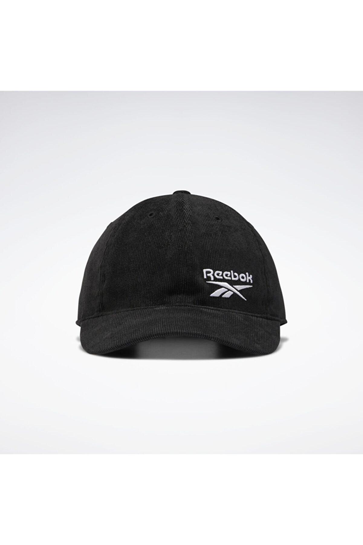 Reebok Classics Corduroy Siyah Şapka (gc8593)