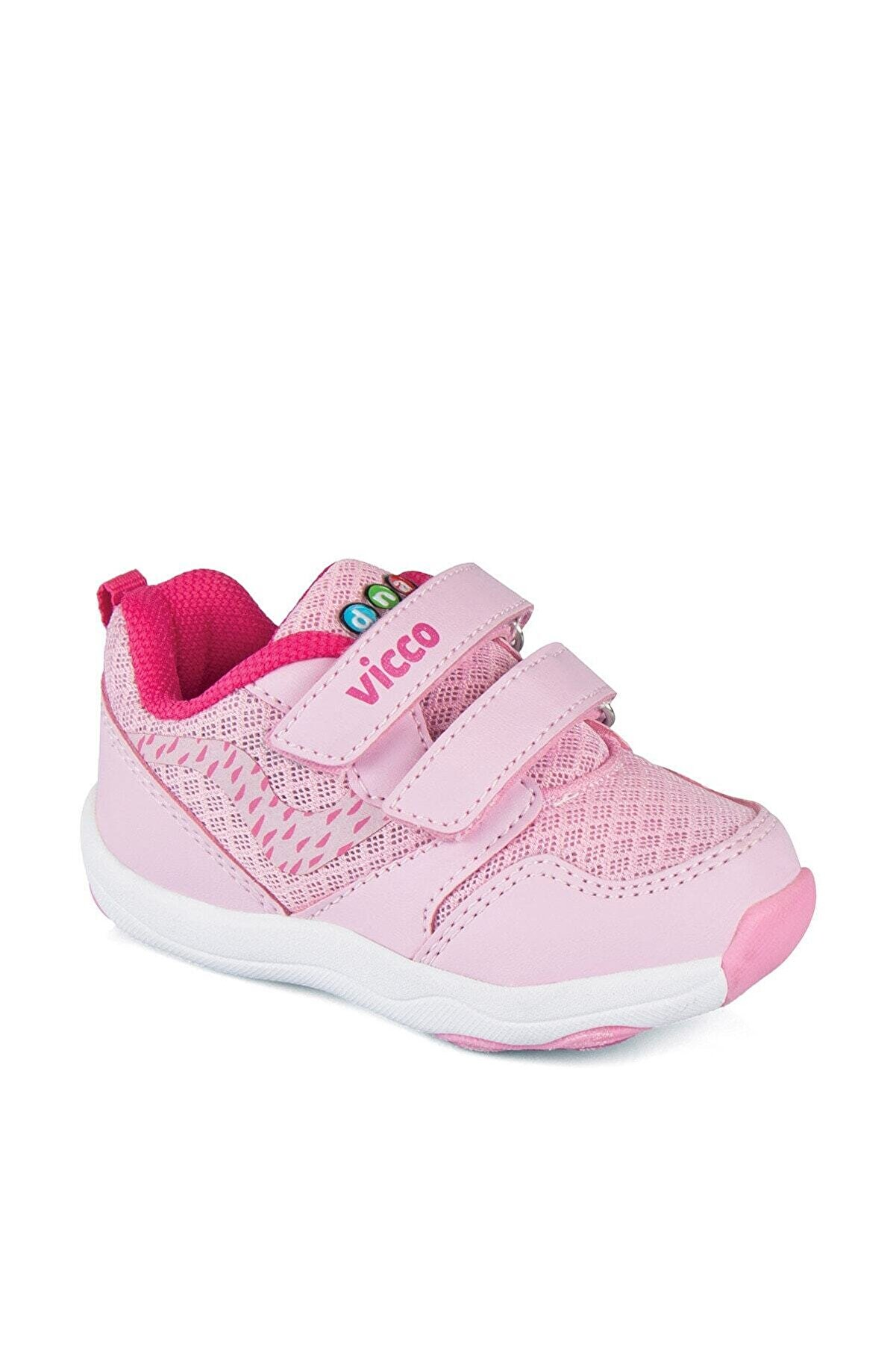 Vicco Pembe Çocuk Spor Ayakkabı