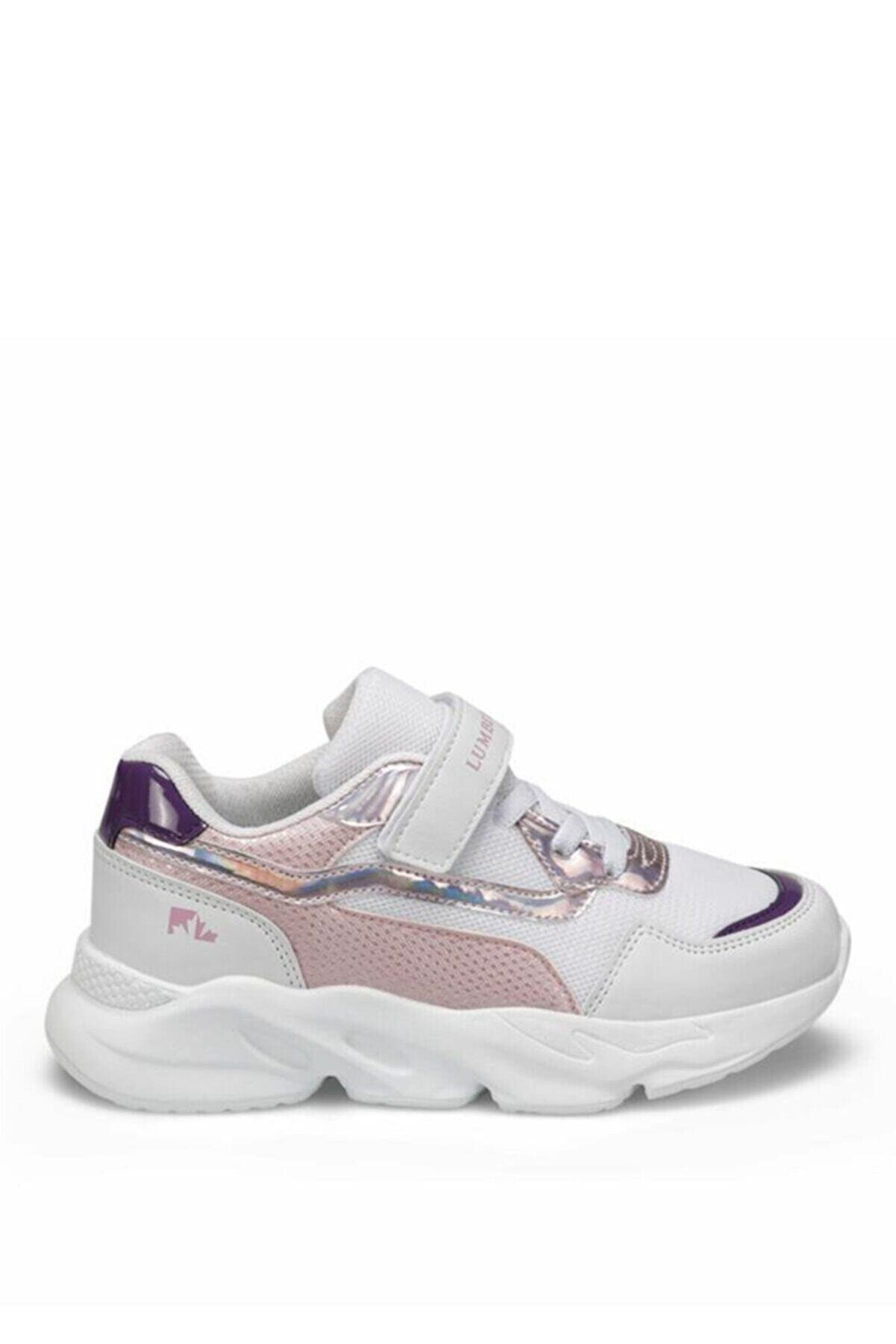 Lumberjack HELEN Beyaz Kız Çocuk Koşu Ayakkabısı 100486035