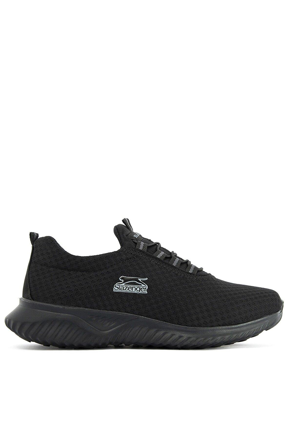 Slazenger Albus I Sneaker Erkek Ayakkabı Siyah Sa11re071