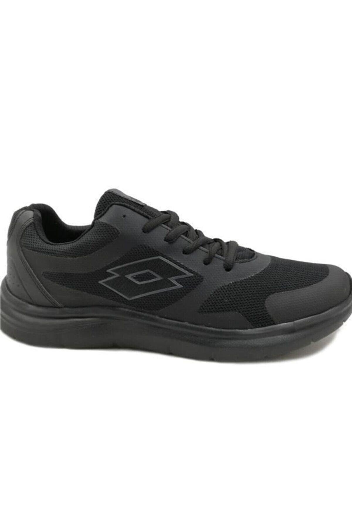 Lotto Erkek Siyah Koşu Antrenman Ayakkabısı T1197