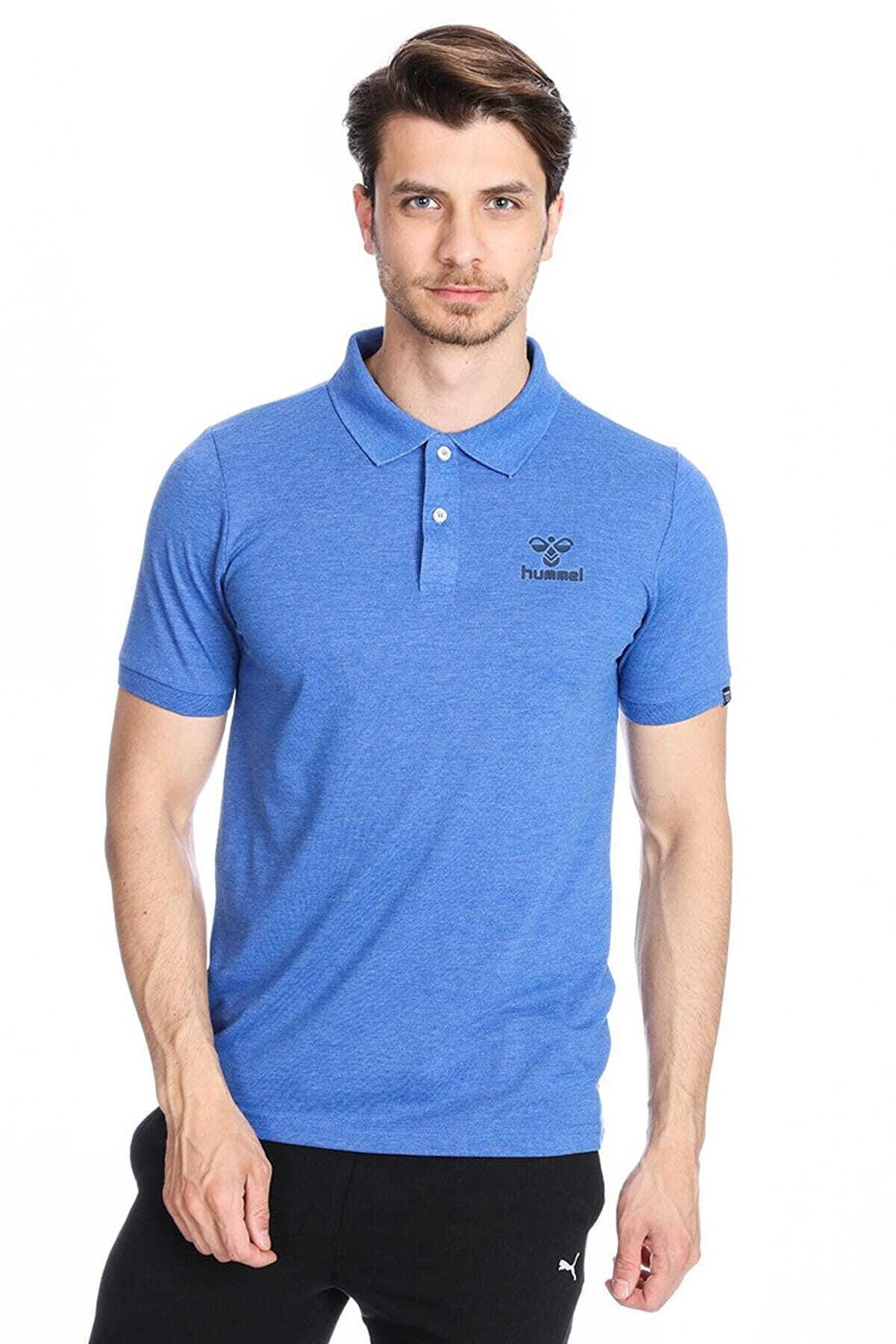 HUMMEL Erkek T-shirt Fanen Polo - 910554