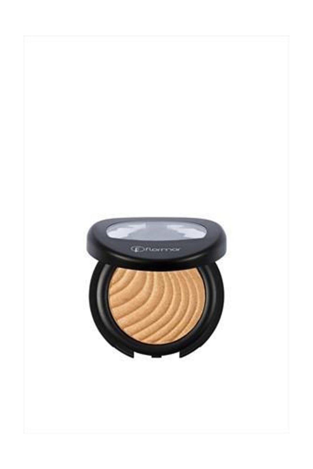 Flormar Göz Farı - Mono Eyeshadow Pearly Gold No: 03