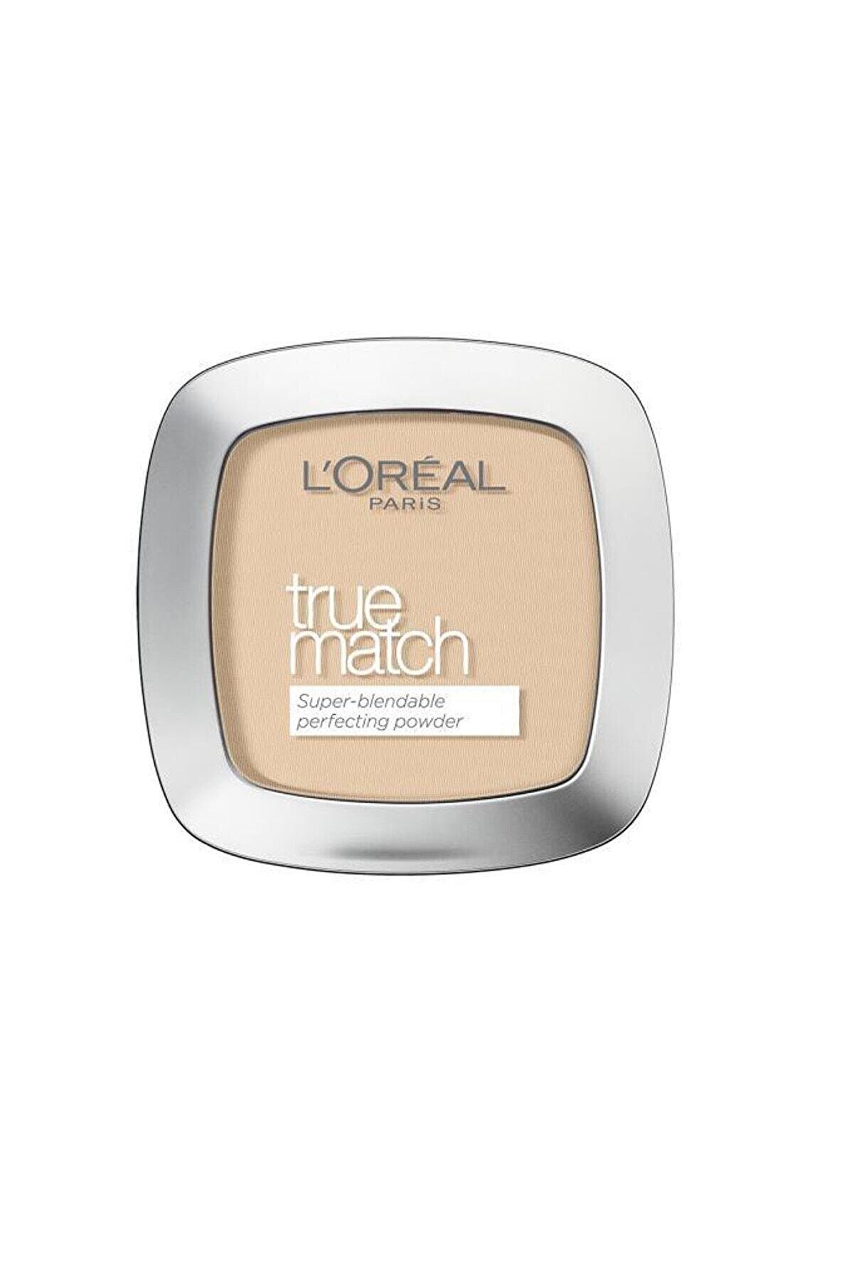 L'Oreal Paris Pudra - True Match Powder 2.R/2.C Rose Vanilla 3600520932903