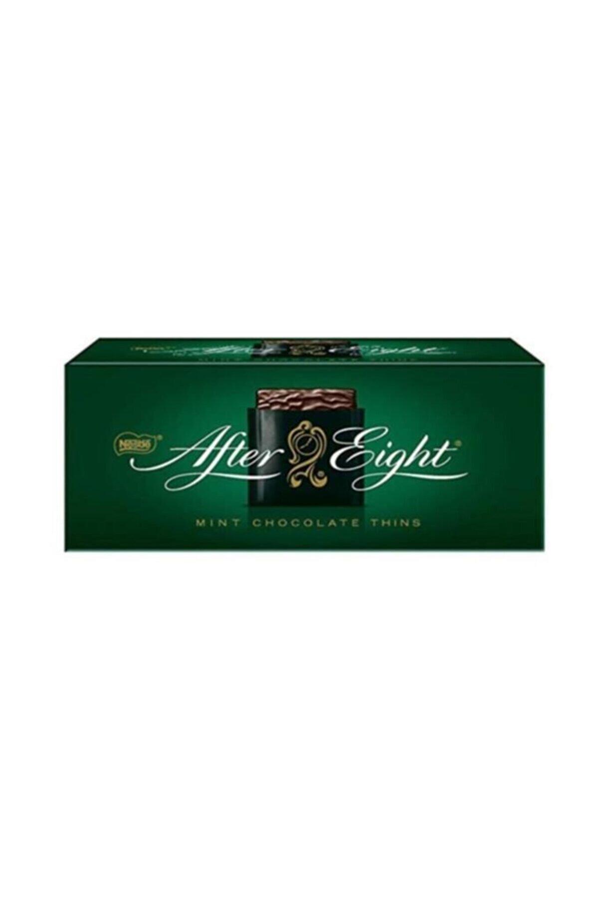 Nestle After Eight Classic Nane Dolgulu Alman Menşeili Bitter Çikolata 200 gr Na-1002