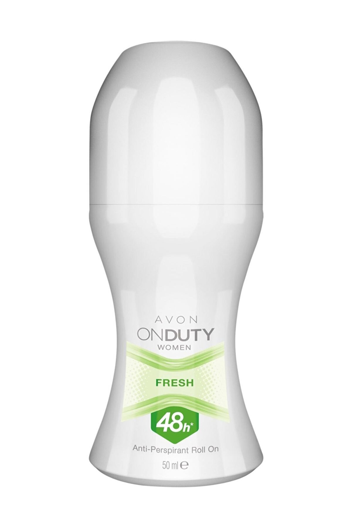 Avon On Duty Fresh Antiperspirant Kadın Roll-On Deodorant - 50ml