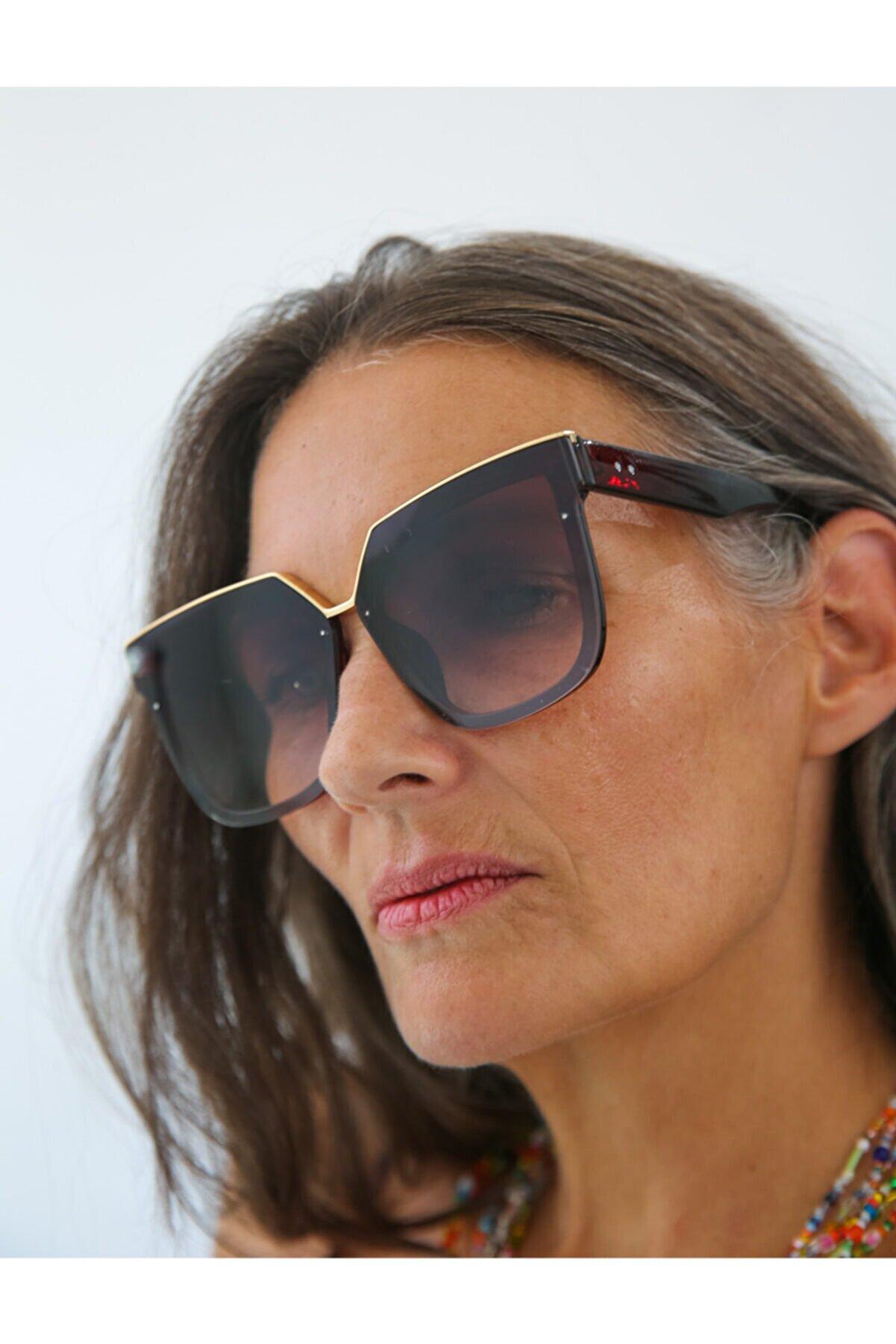 Bilge Karga Dieh Brown Güneş Gözlüğü