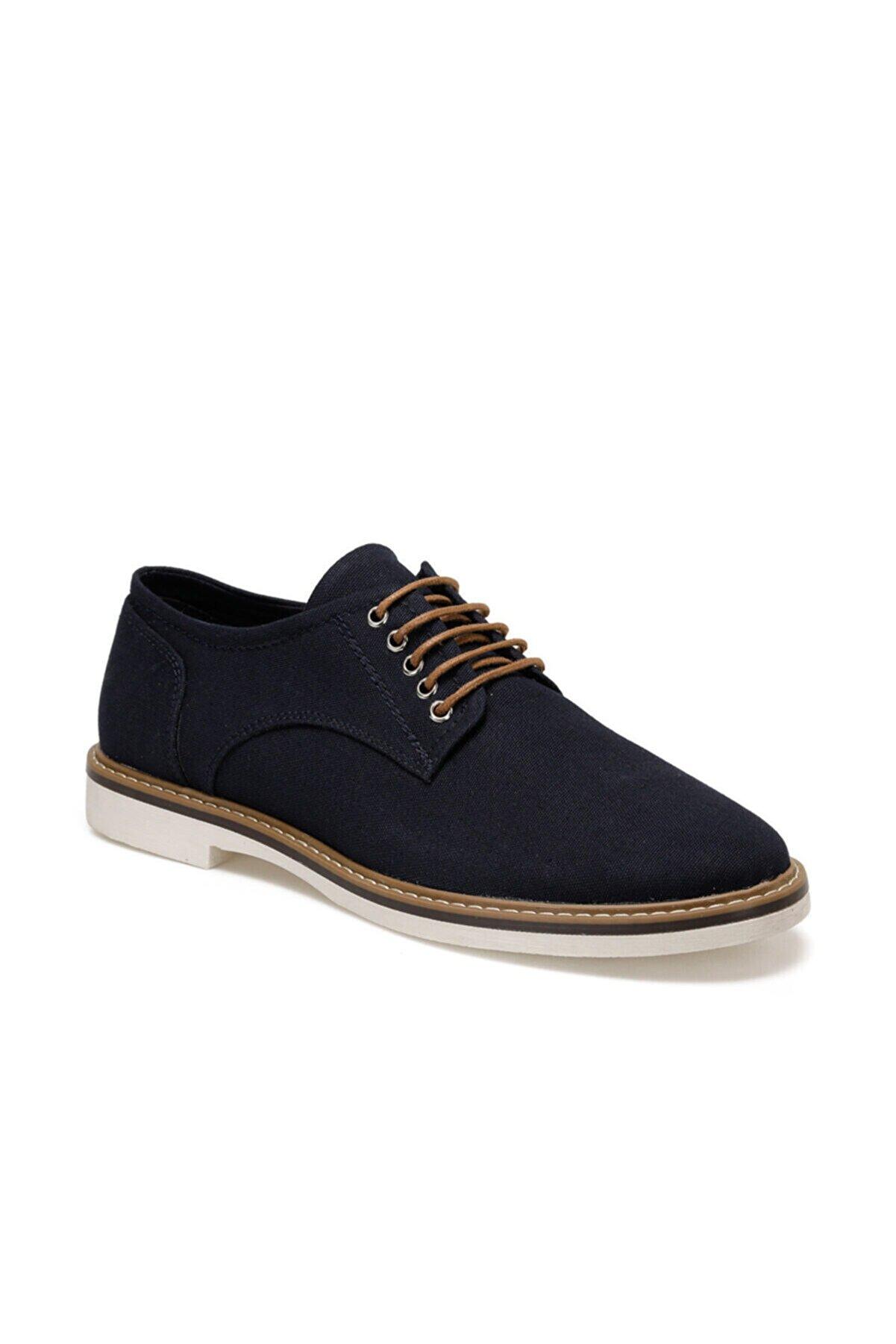 JJ-STILLER 5661 Lacivert Erkek Klasik Ayakkabı 100518070