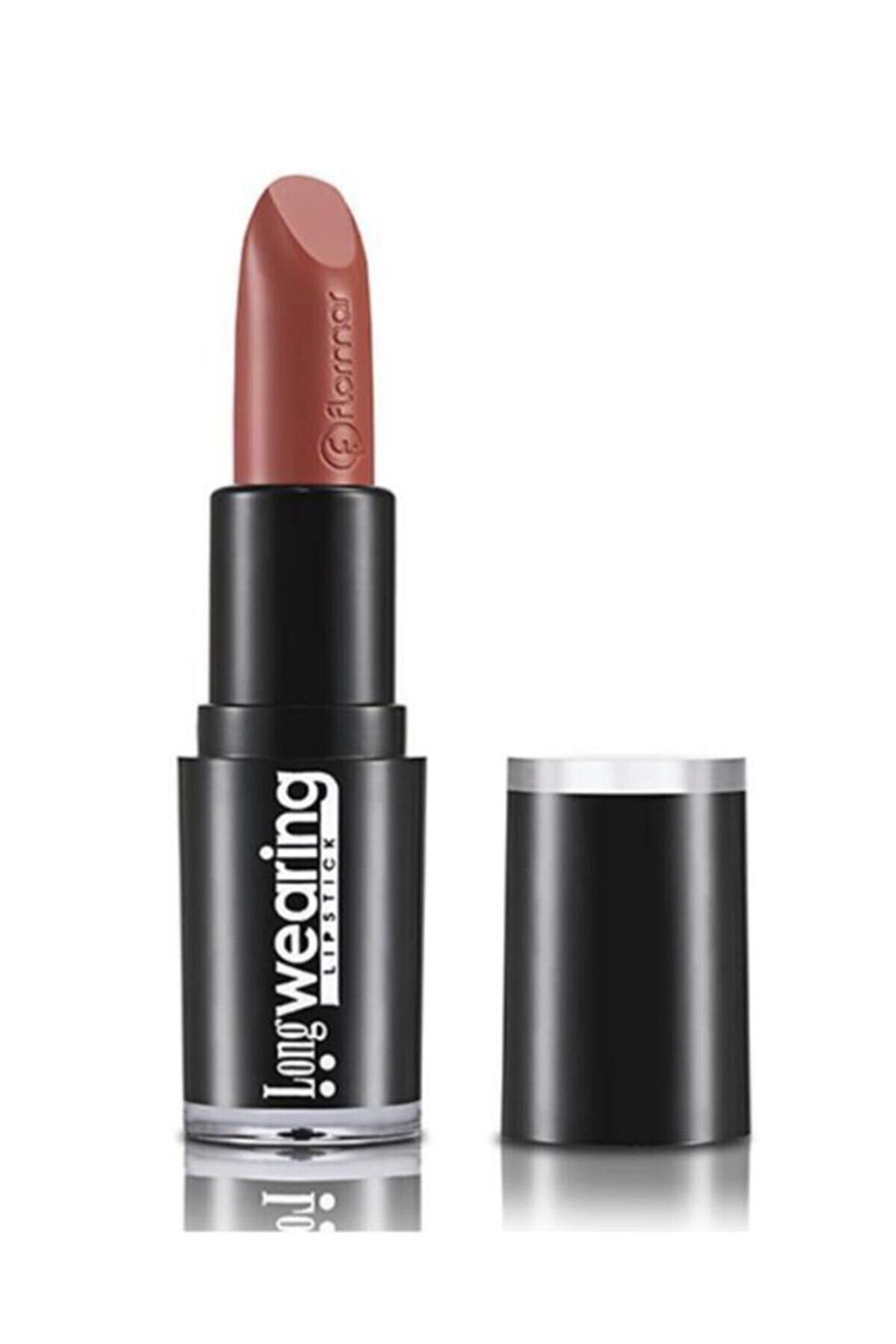 Flormar Long Wearing Lipstick Kalıcı Ruj L01