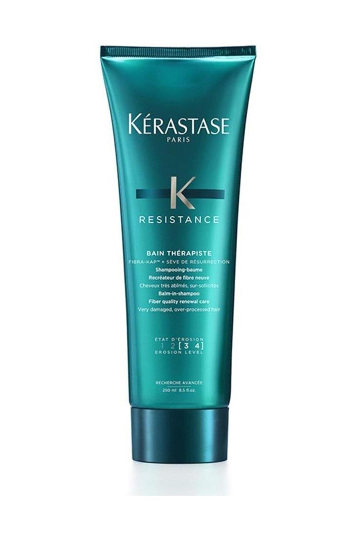 Kerastase Resistance Therapiste Şampuan 250 ml