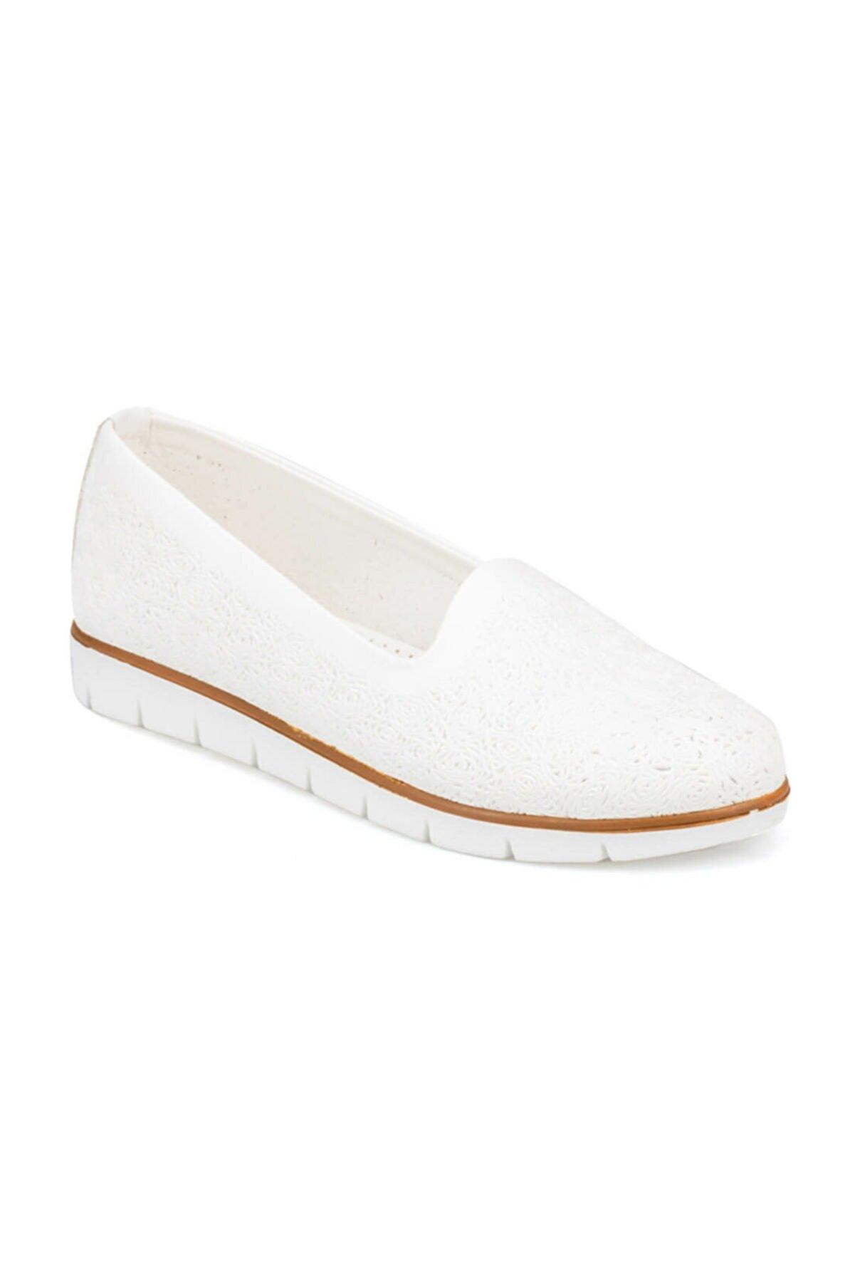 Polaris 91.150694.z Beyaz Kadın Ayakkabı 100375167