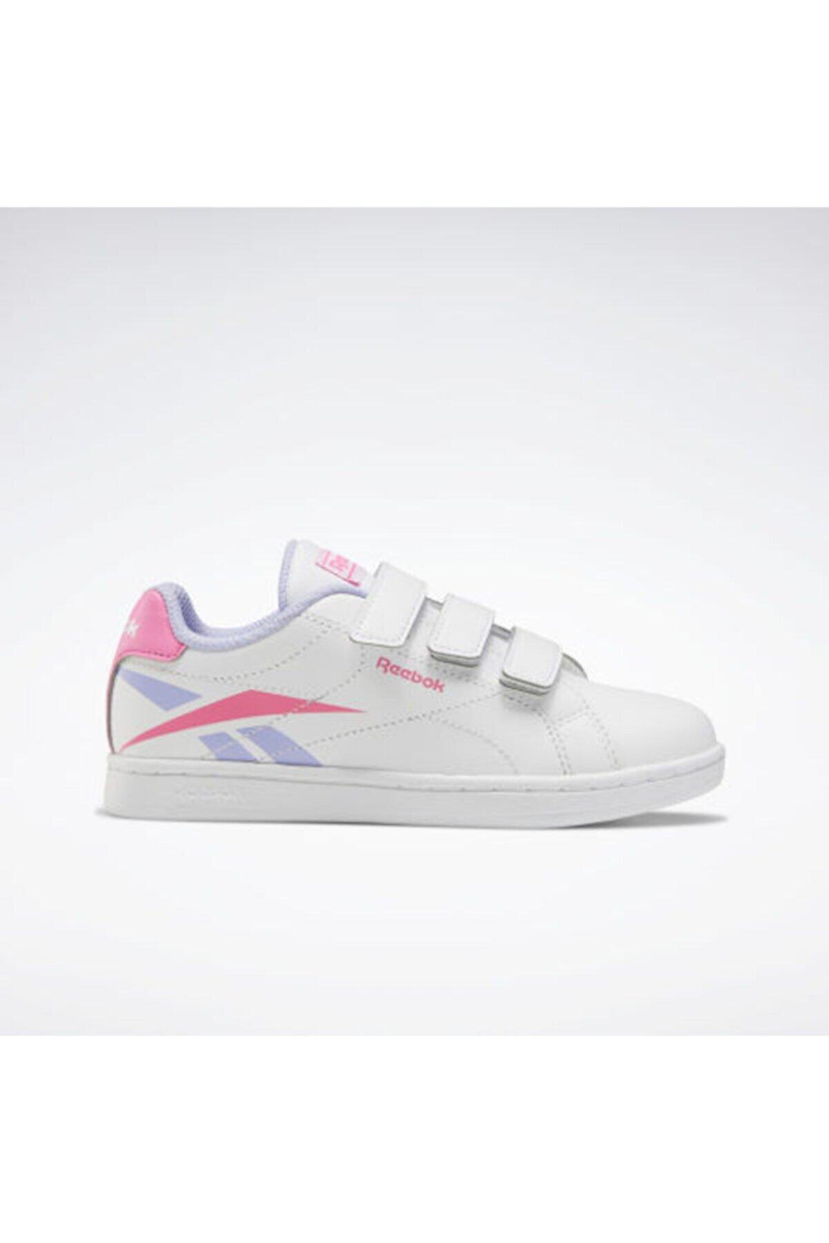 Reebok RBK ROYAL COMPLETE Beyaz Kız Çocuk Sneaker Ayakkabı 100664021