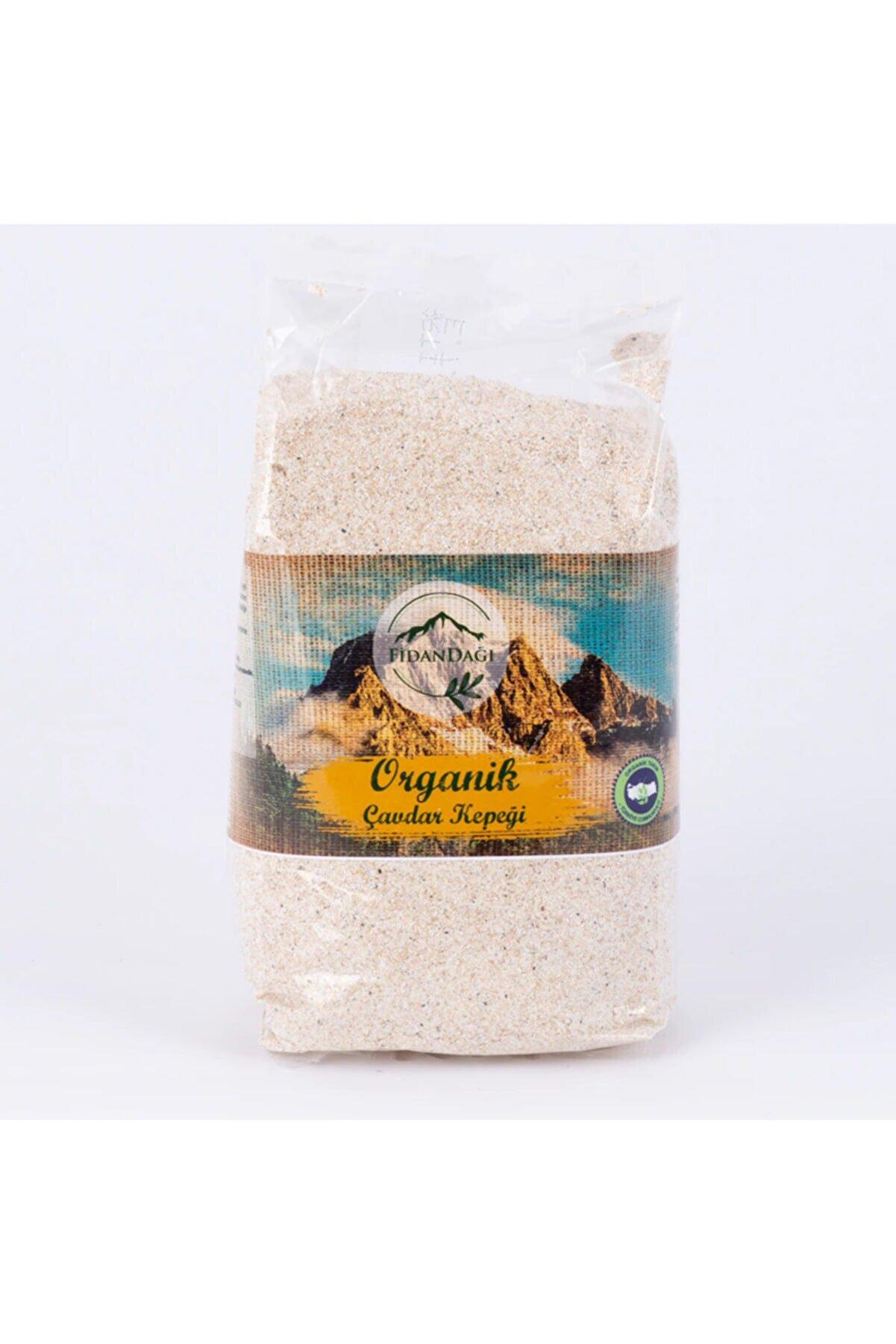 FİDANDAĞI Organik Cavdar Kepegi 500 gr