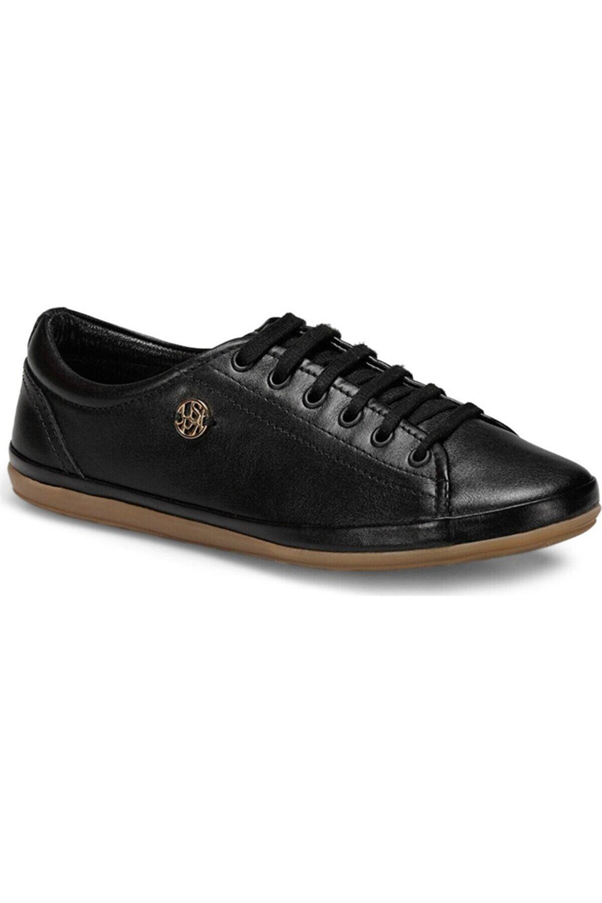 US Polo Assn JOJO 1FX Siyah Kadın Sneaker 100696334