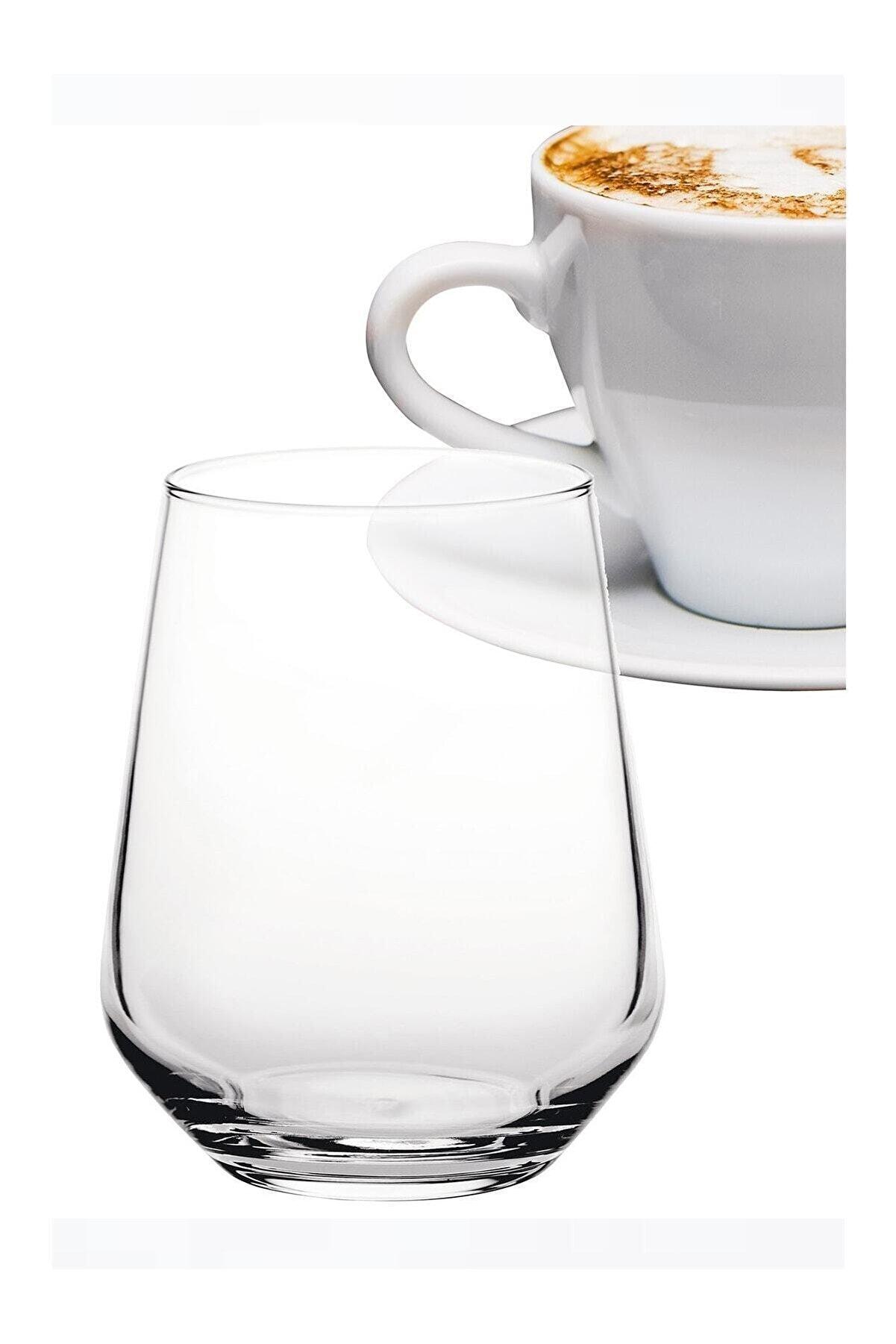 Paşabahçe Allegra Kahve Yanı Su Bardağı 6'lı