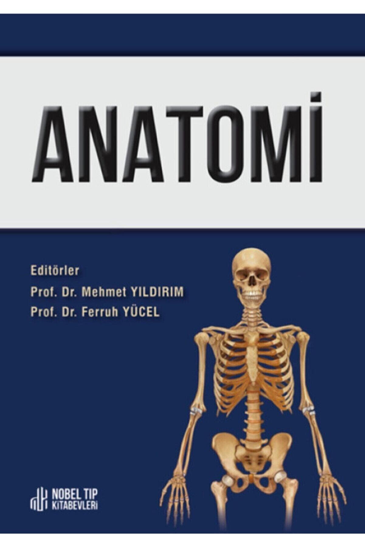 Nobel Tıp Kitabevi Anatomi