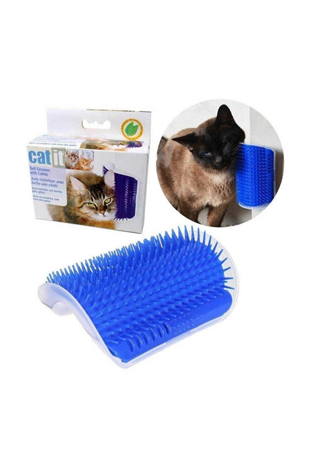 Welfare Cat It Catnipli Kedi Kaşınma Aparatı
