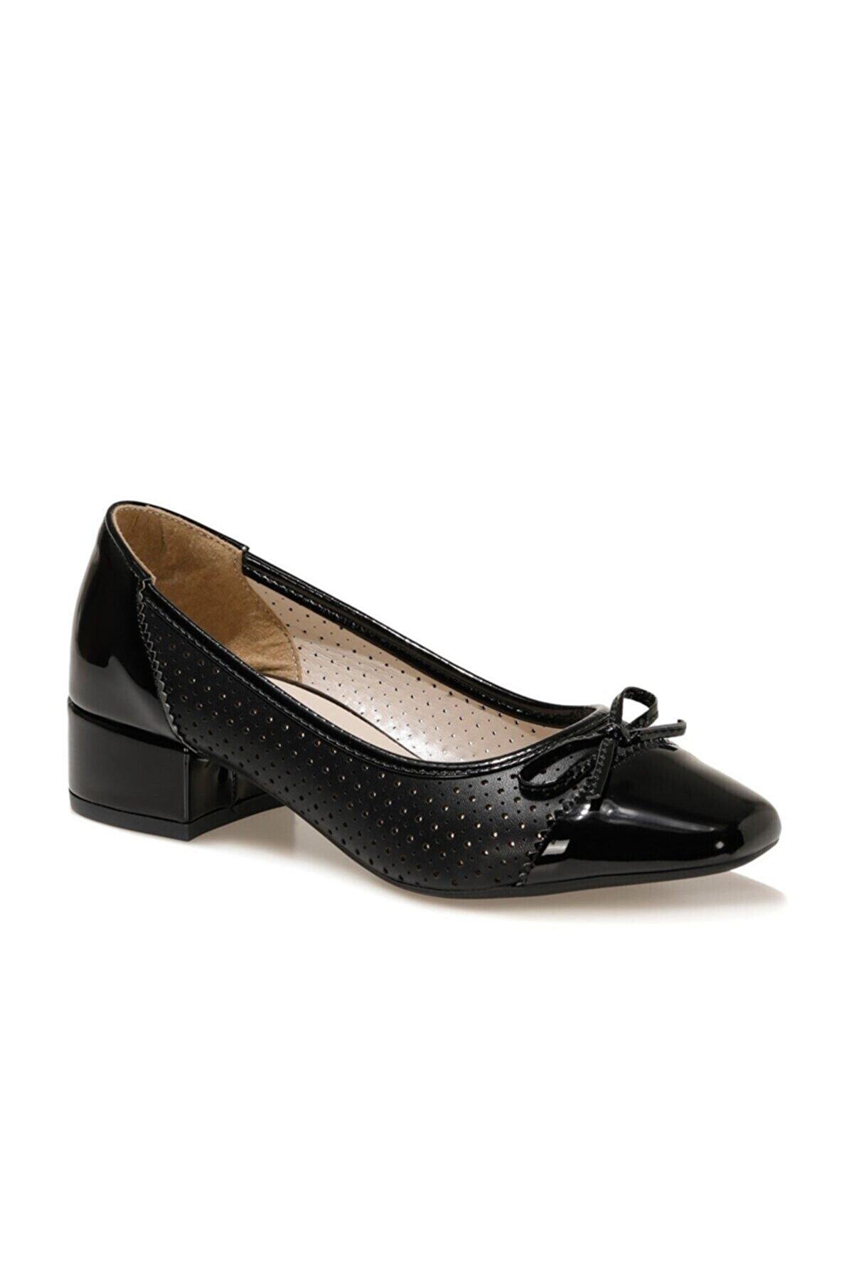 Polaris 317104.Z 1FX Siyah Kadın Gova Ayakkabı 101012577