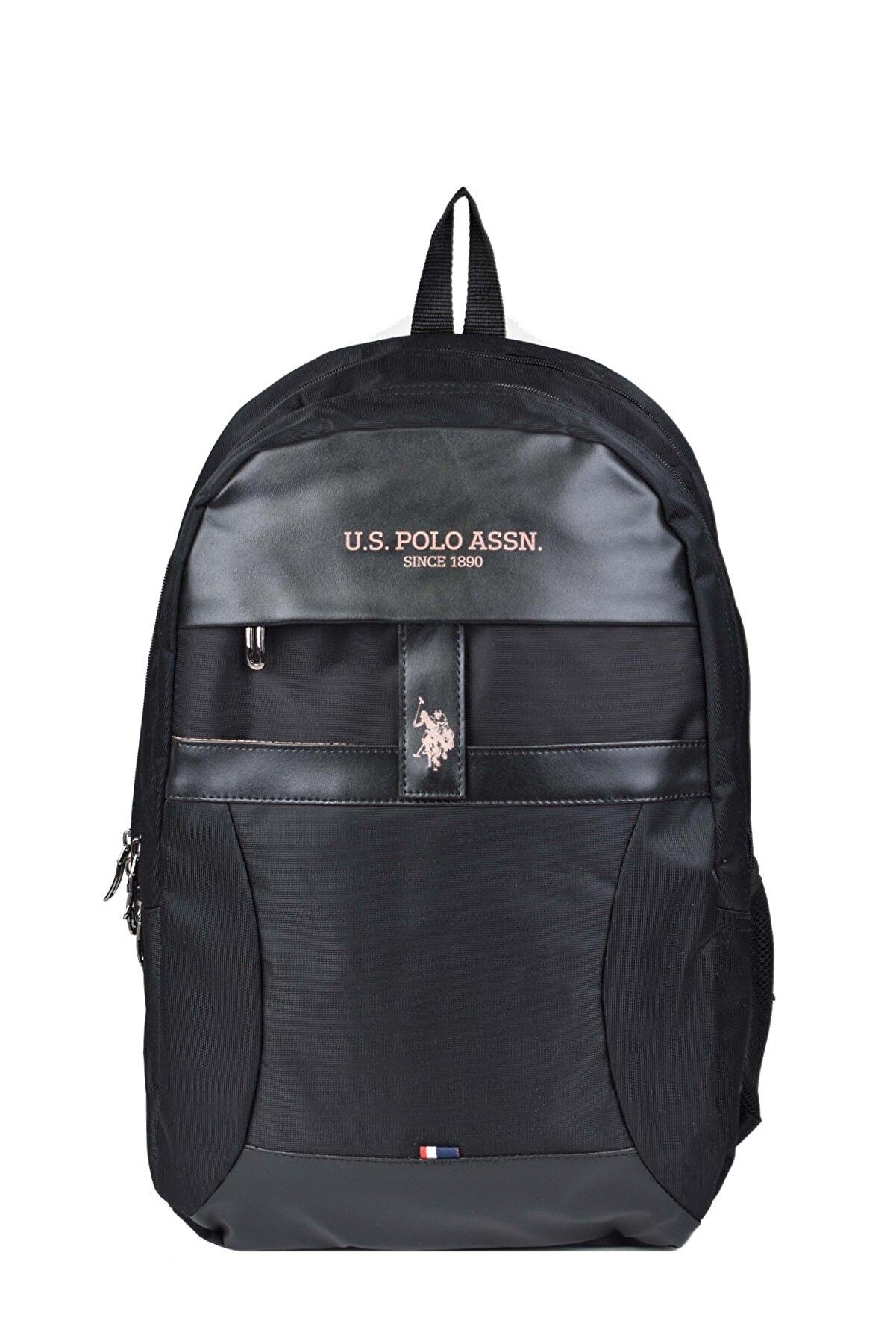 US Polo Assn Sırt Çantası Siyah