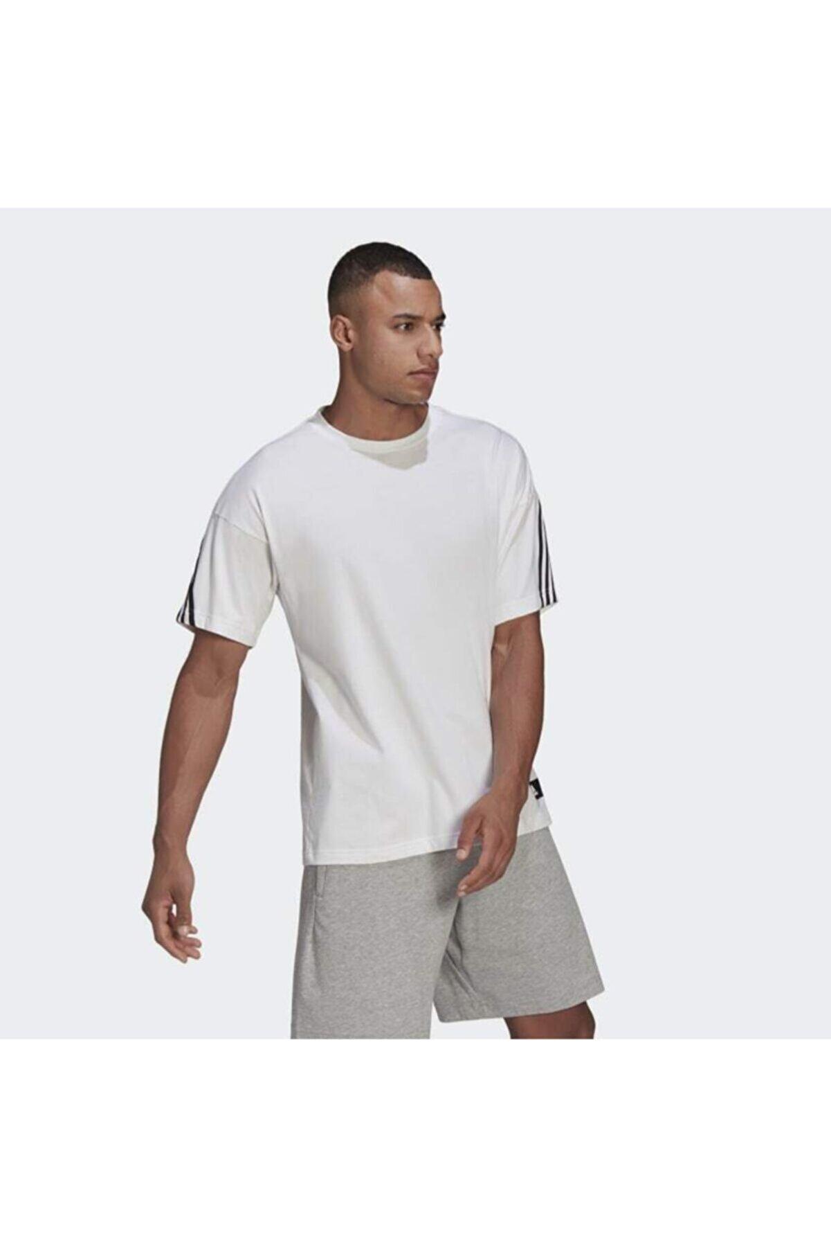 adidas Gp9511 Tee 3s Erkek Koşu Ve Antreman Tişörtü