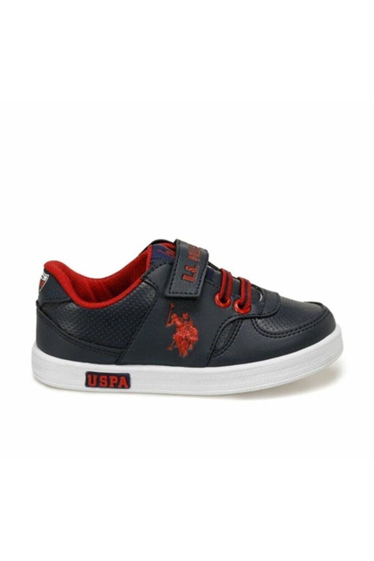 US Polo Assn CAMERON Lacivert Unisex Çocuk Sneaker 100241650