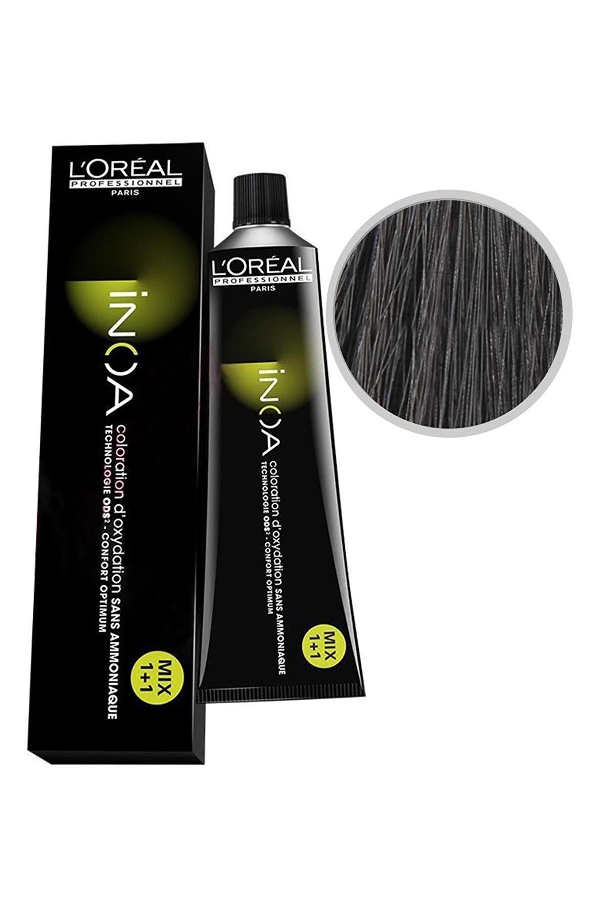 L'oreal Professionnel Saç Boyası 3 Koyu Kestane 3474630412644 (Oksidansız)
