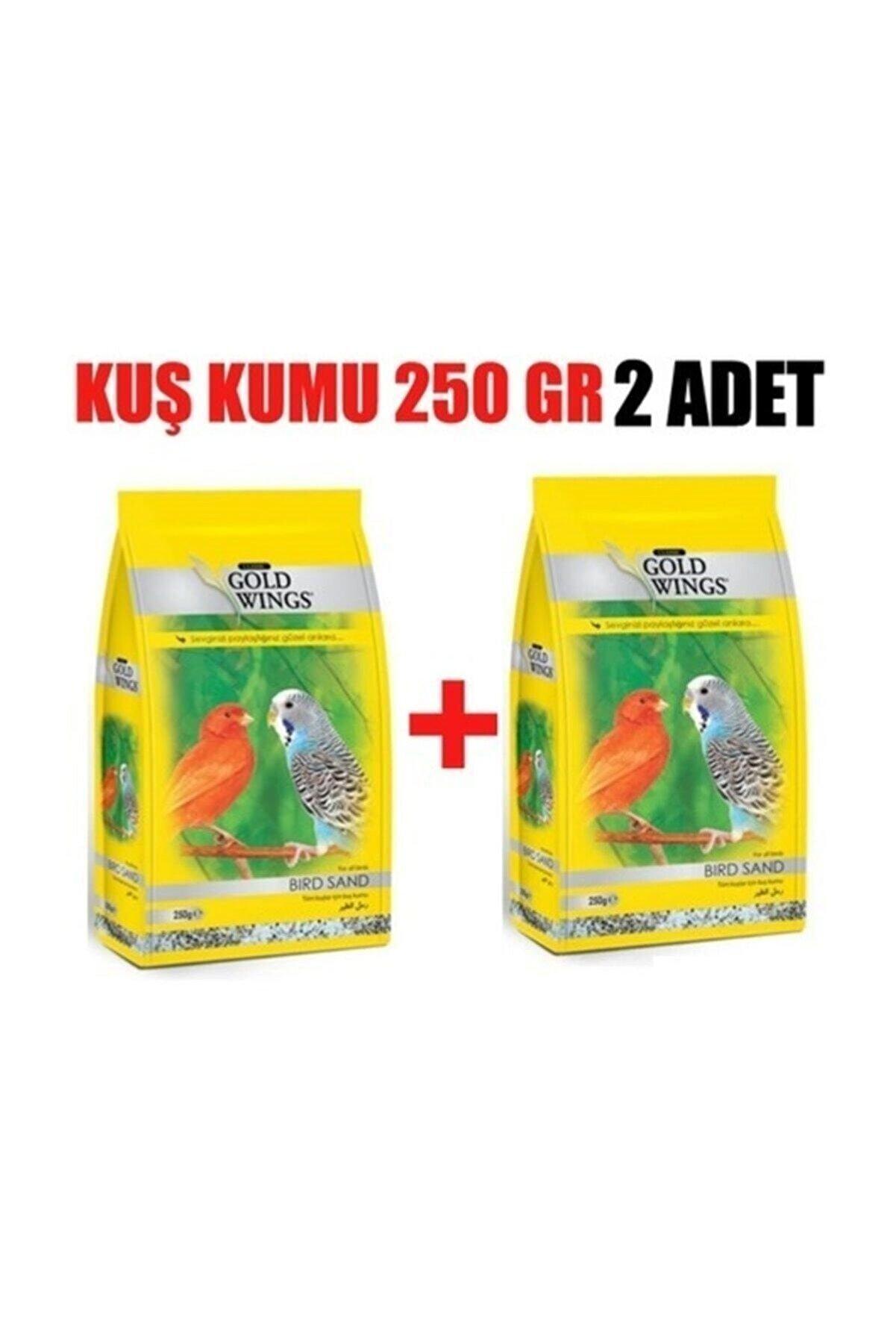 Gold Wings Kuş Kumu 250 gram * 2 Adet