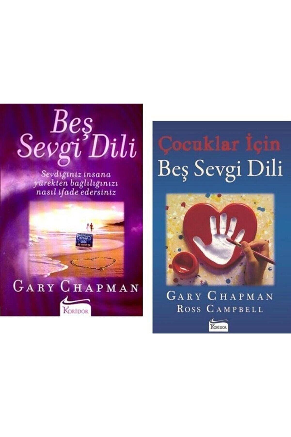 Koridor Yayıncılık Beş Sevgi Dili / Çocuklar Için Beş Sevgi Dili 2 Kitap Set