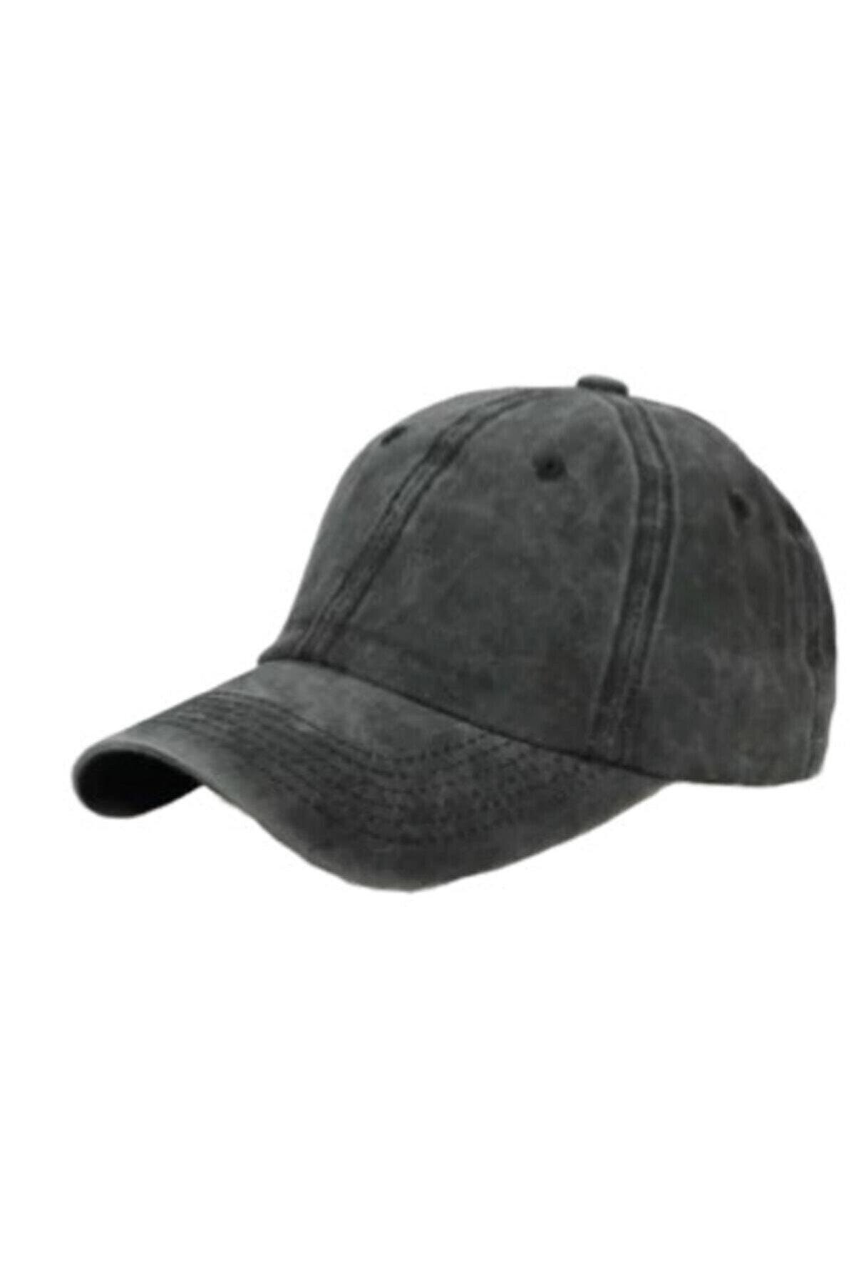 Orçun Özkarlıklı Eskitme Şapka Modeli