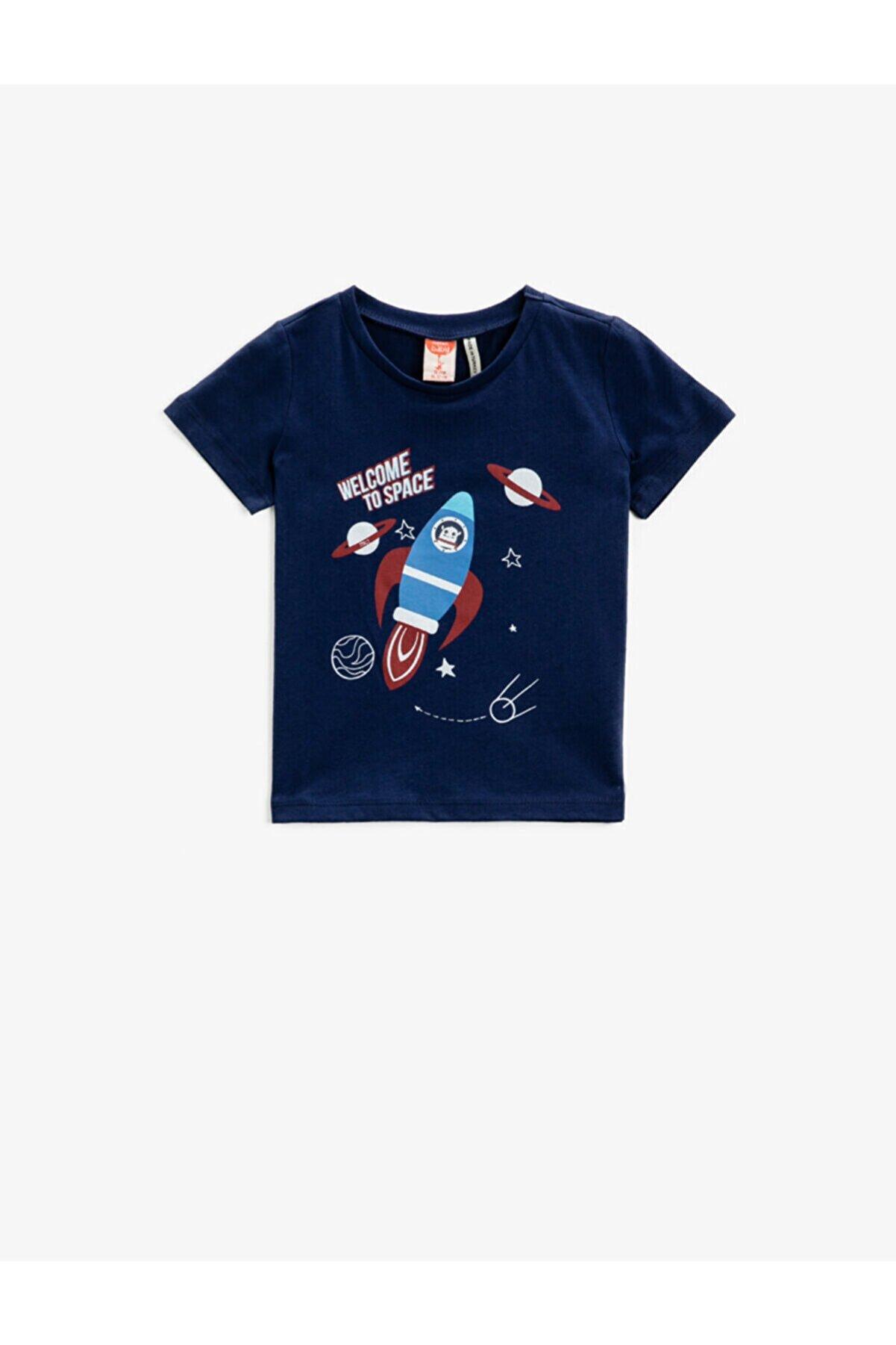 Koton Erkek Bebek T-Shirt