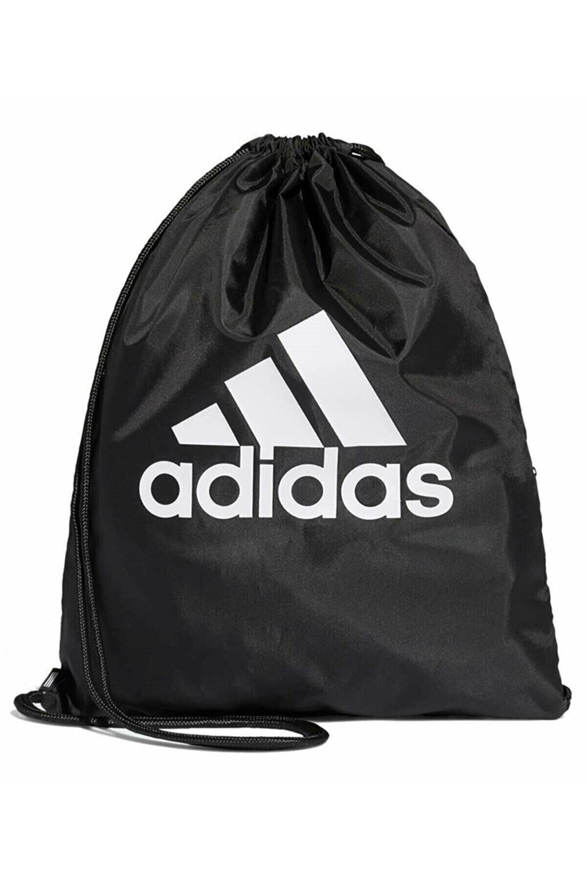 adidas Gymsack Spor Çantası Siyah - Standart 37 cm x 47 cm.