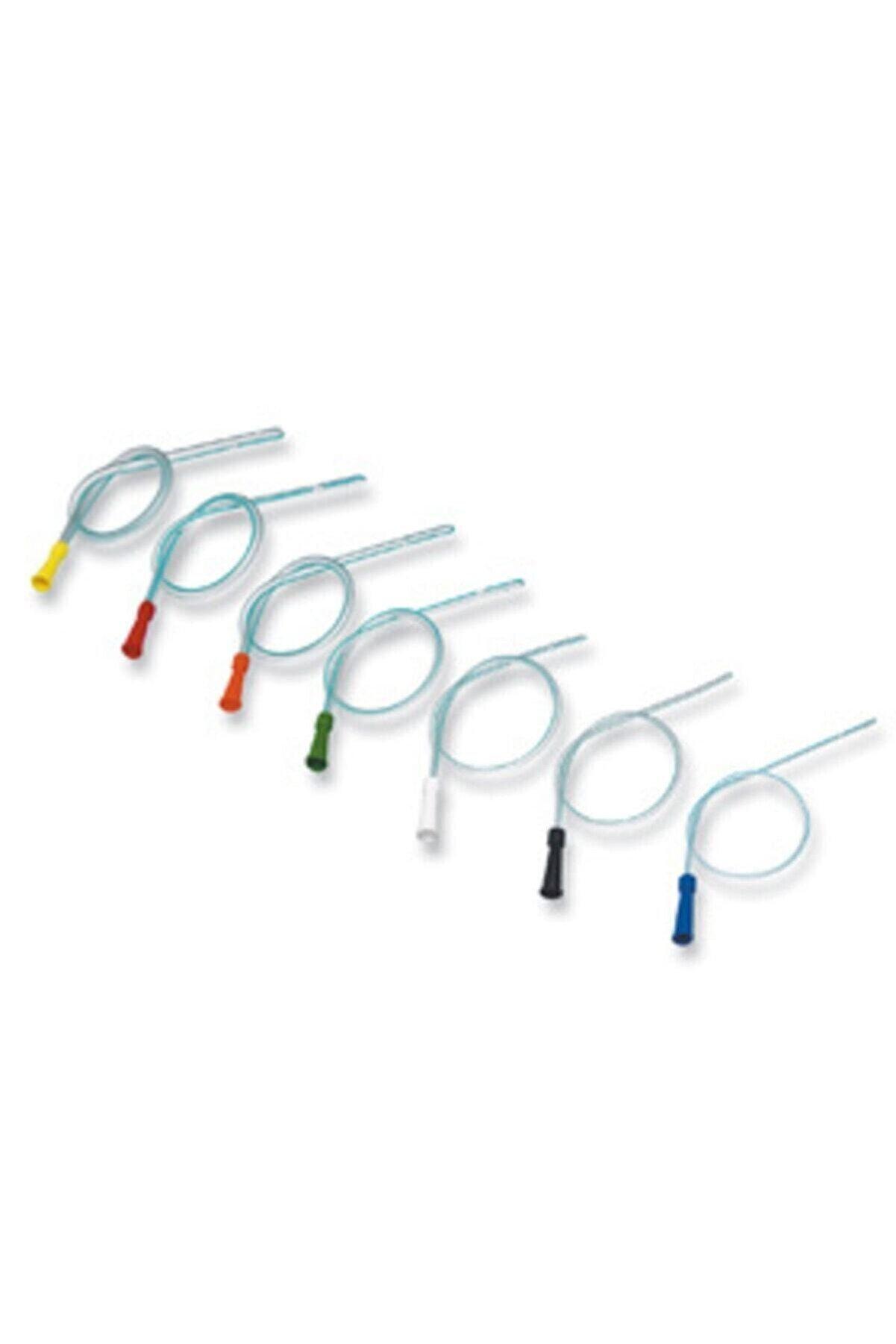 Bıçakçılar Emzirme Destekleyici Sistem(eds 4 Numara Beslenme Sondası 10 Adet Kırmızı