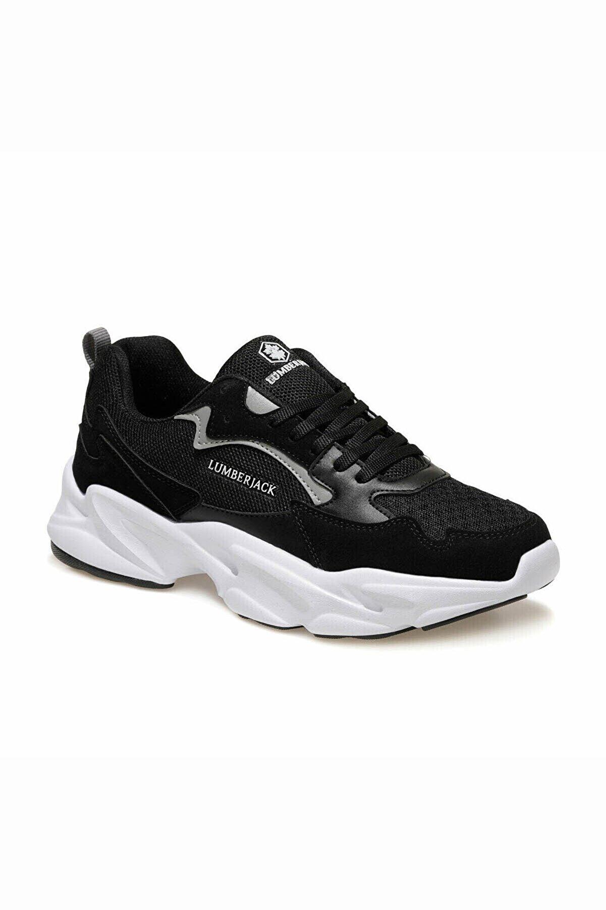 Lumberjack KHAN 1FX Siyah Erkek Sneaker Ayakkabı 100785440