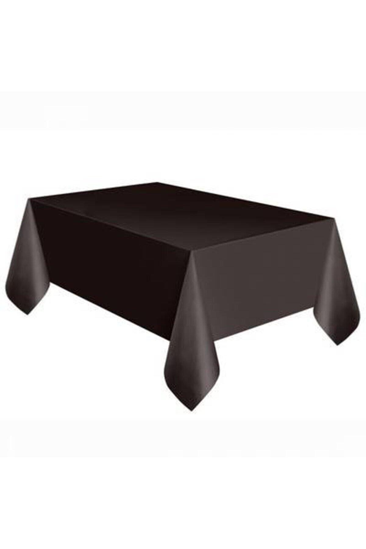 tmgrup Siyah Masa Örtüsü 120x180 cm