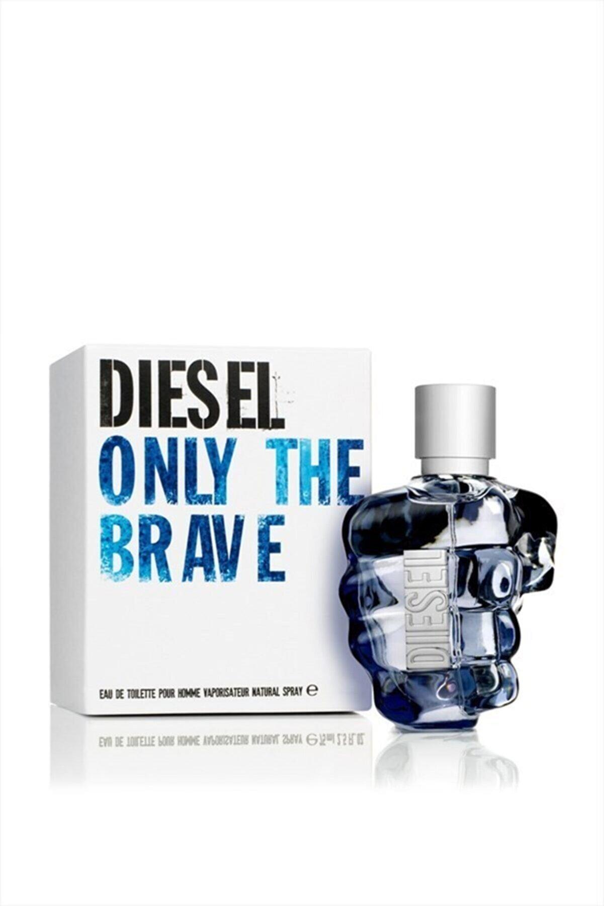 Diesel Only The Brave Edt 125 Ml Erkek Parfümü 3605521034014