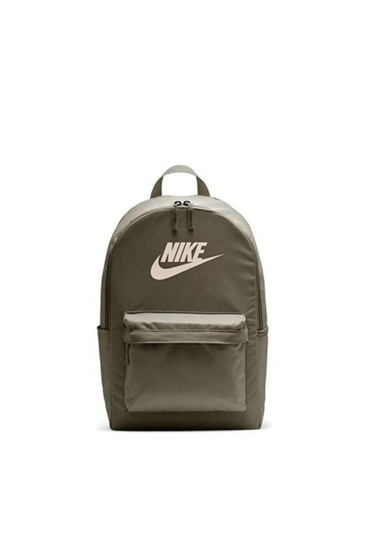 Nike Heritage Unisex Sırt Çantası Ba5879-222 Haki