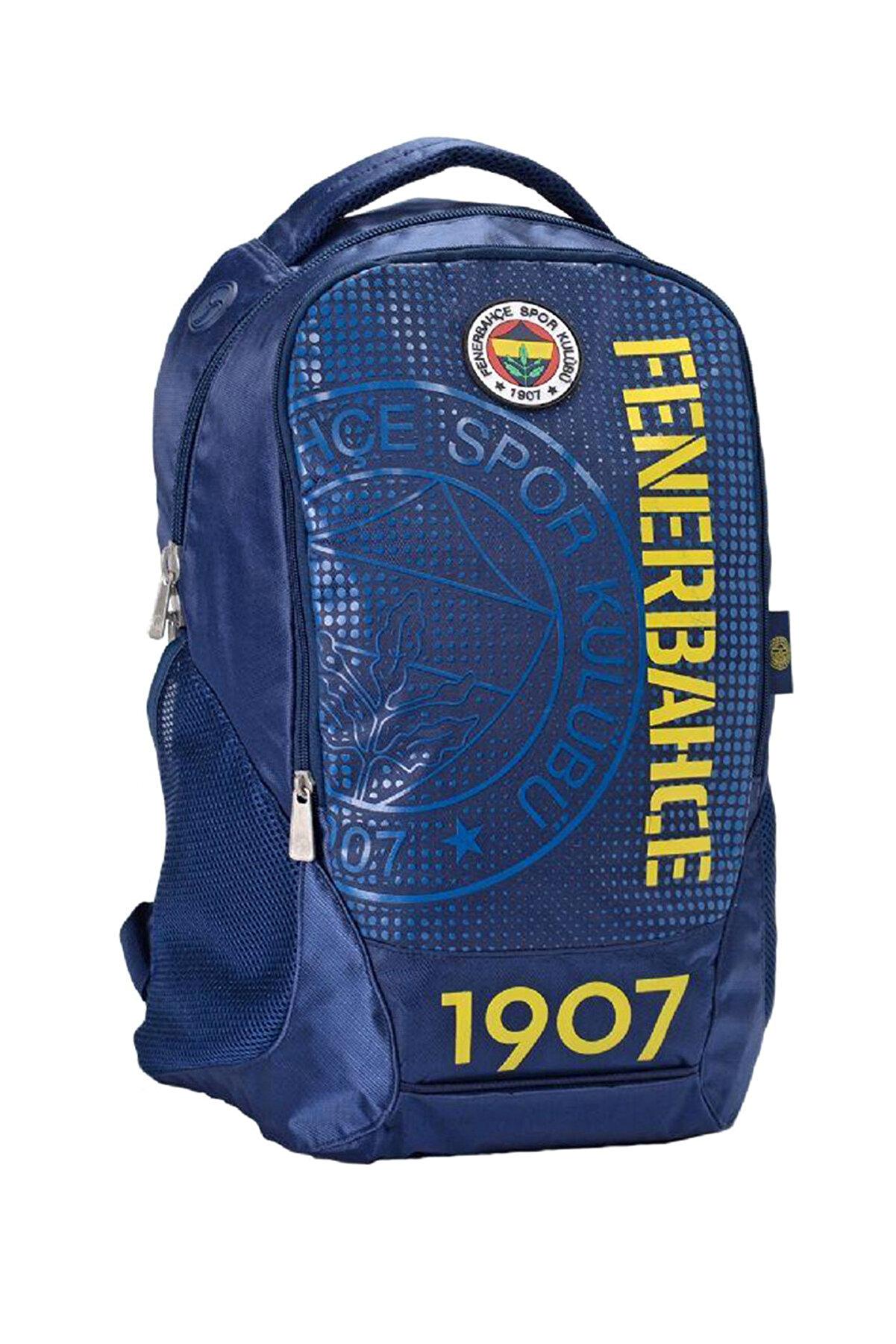 Fenerbahçe FB 87022 Lacivert Unisex Sırt Çantası 100290248