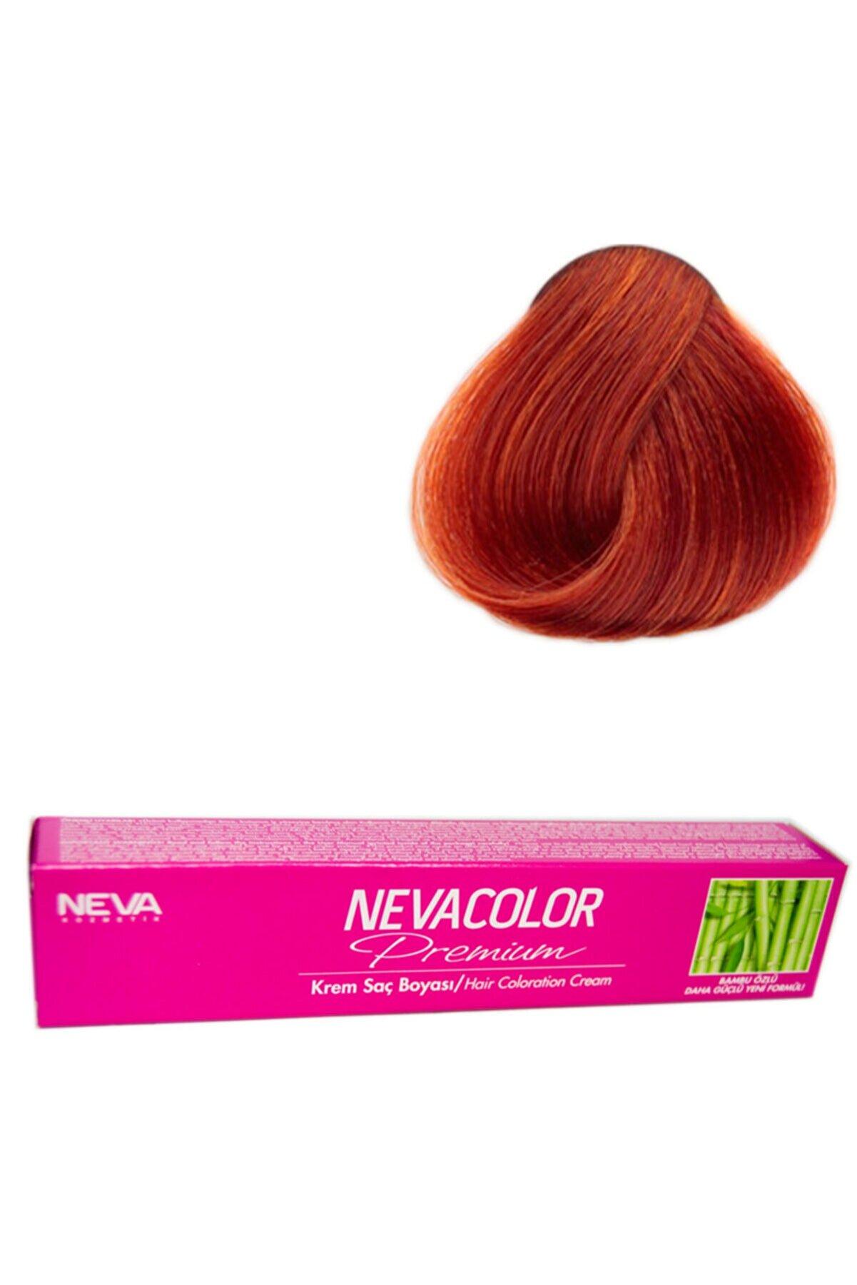 Neva Color Color Tüp Boya 7.44 Yoğun Bakır