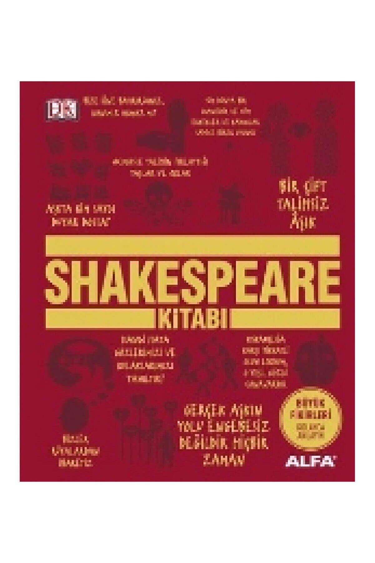 Alfa Yayınları Shakespeare Kitabı
