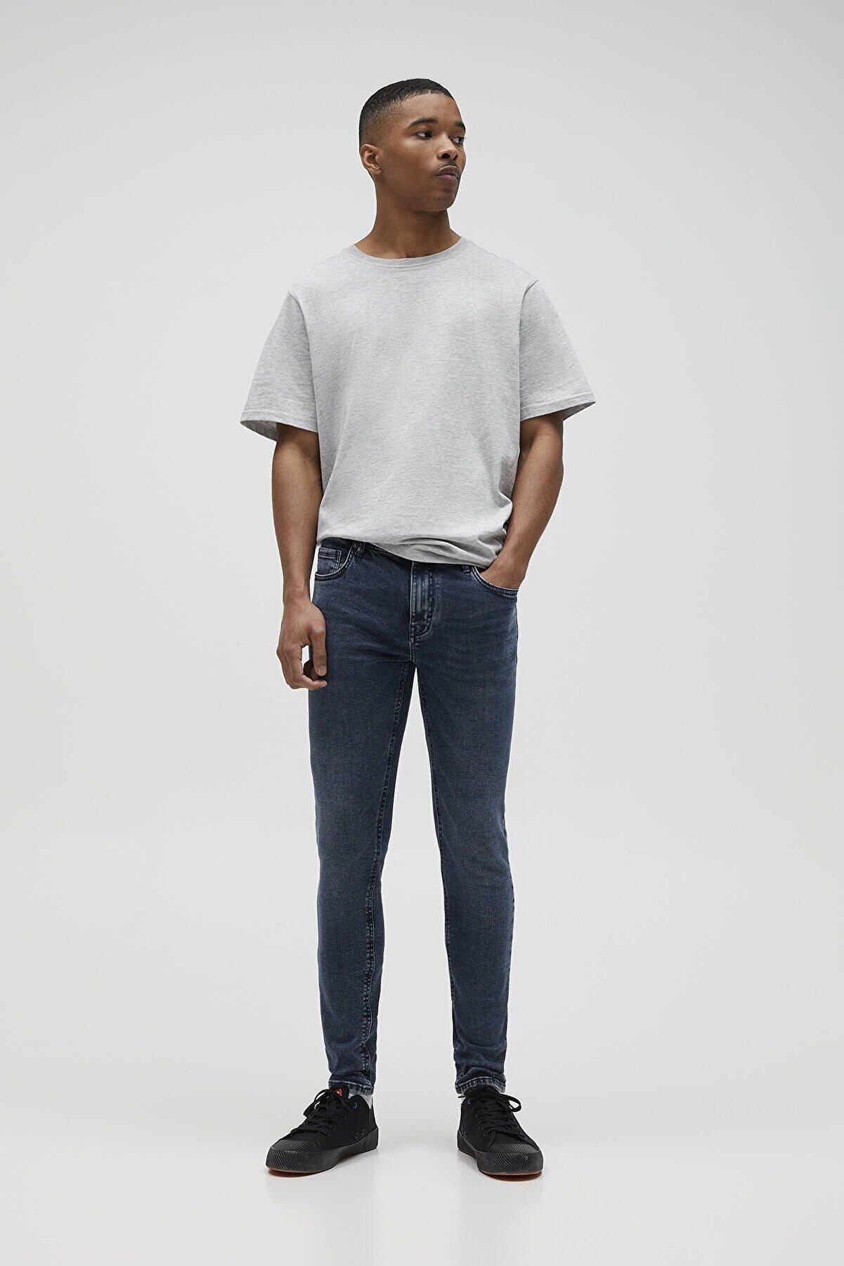 Pull & Bear Basic Super Skinny Fit Jean