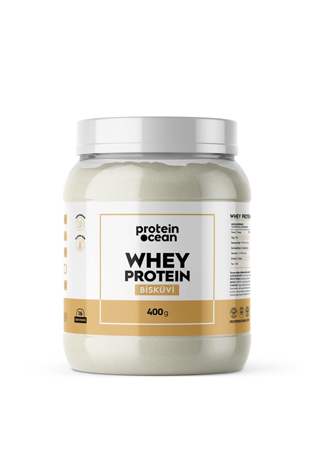 Proteinocean Whey Proteın™ Bisküvi 400 g