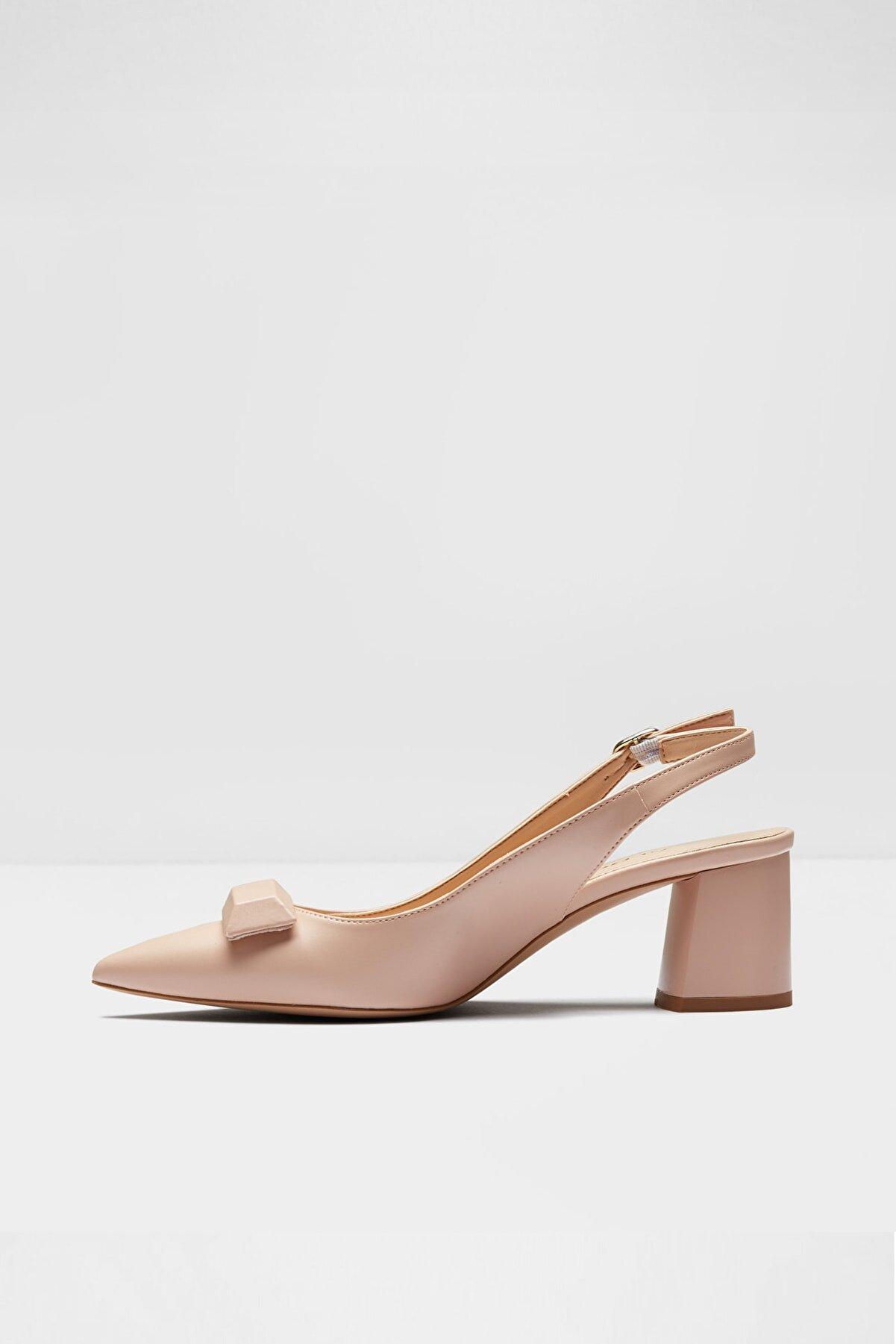 Aldo Mulhouse-tr - Natürel Kadın Topuklu Ayakkabı