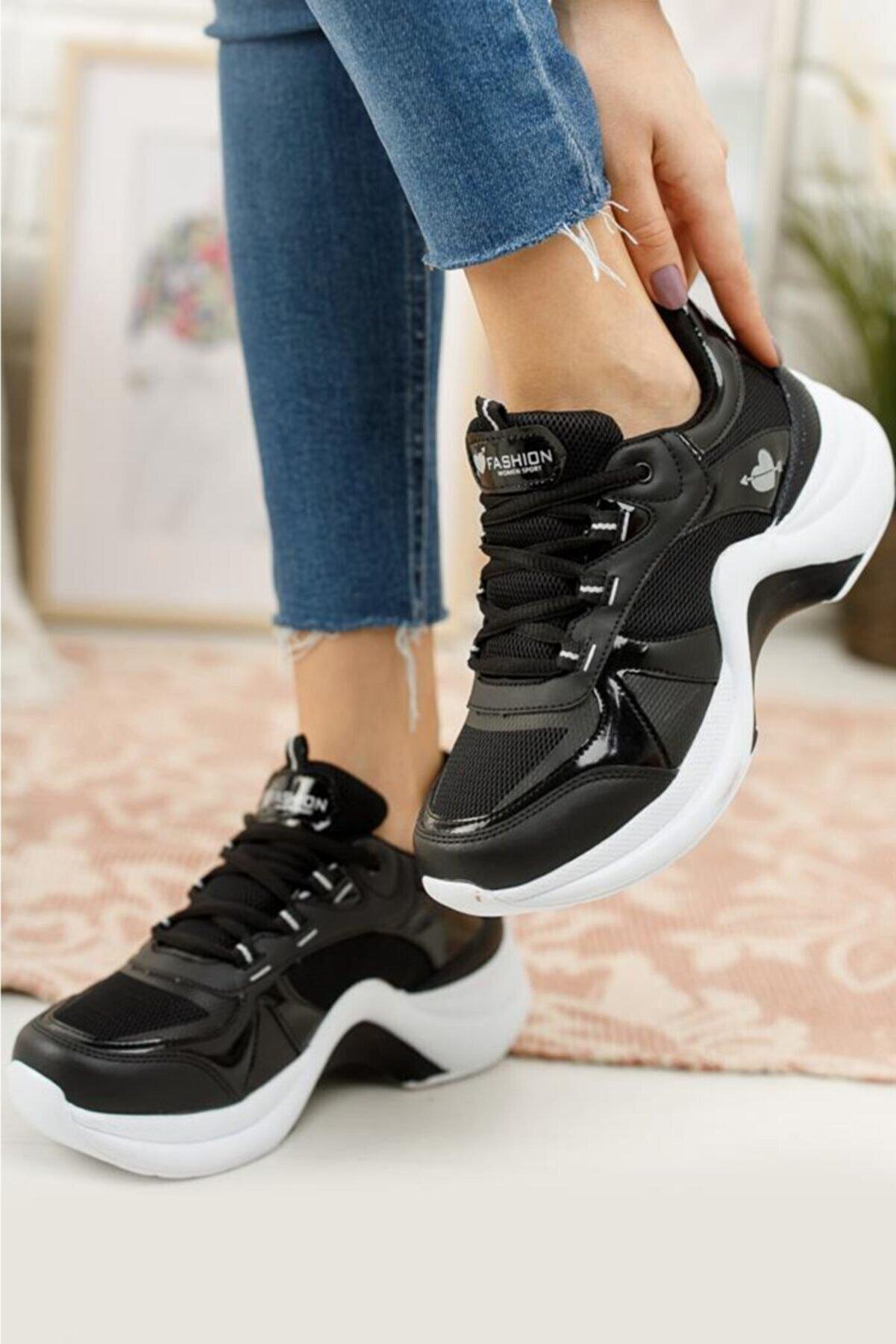 Moda Frato Twn-601 Kadın Spor Ayakkabı Yürüyüş Aayakkabısı