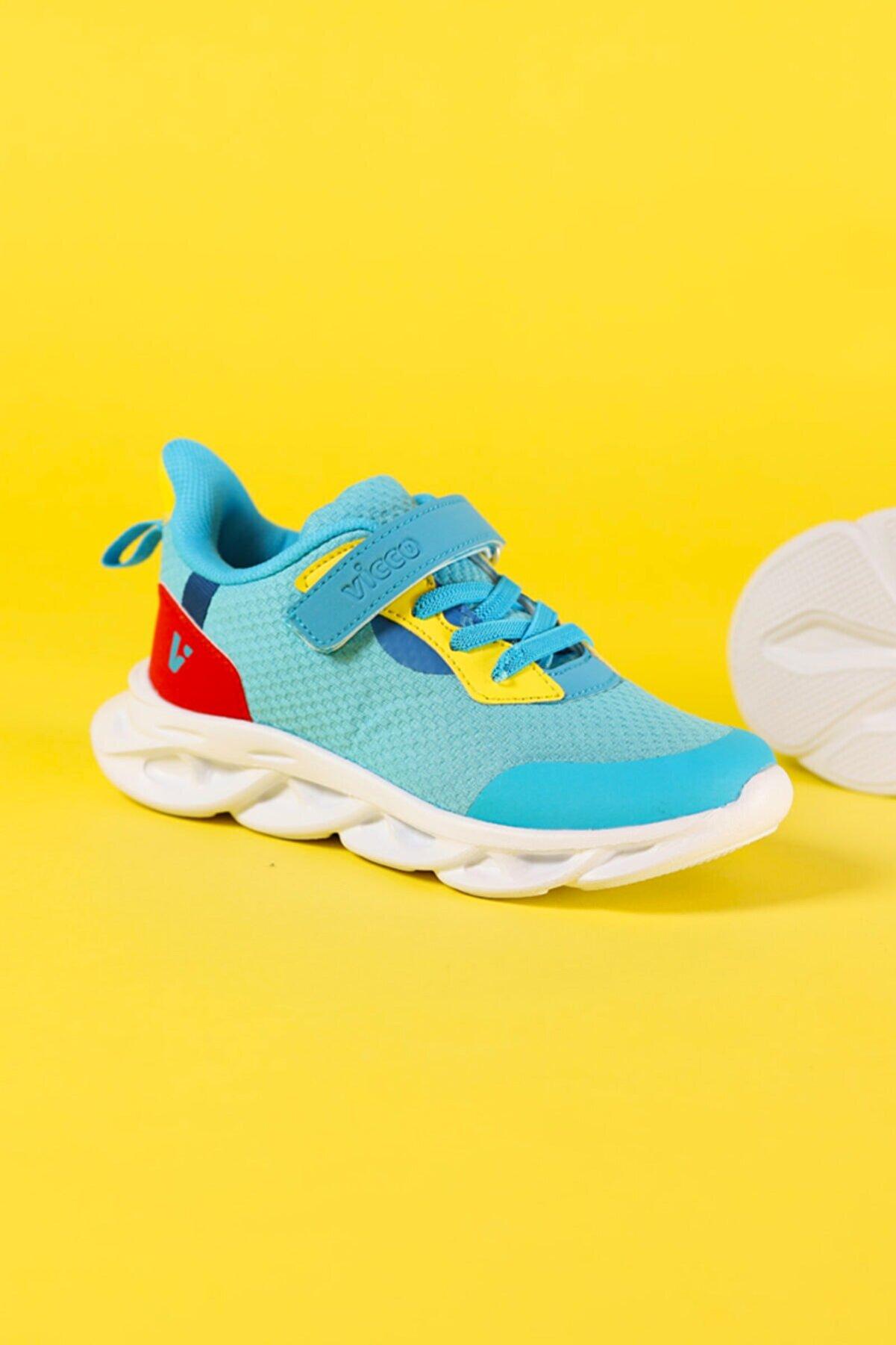 Vicco Unisex Çocuk Spor Ayakkabı