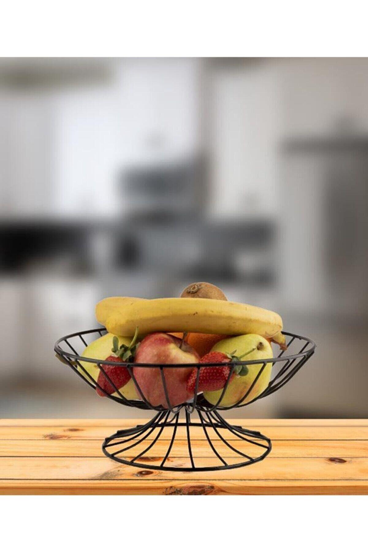 nilşah Frezya Ayaklı Meyvelik