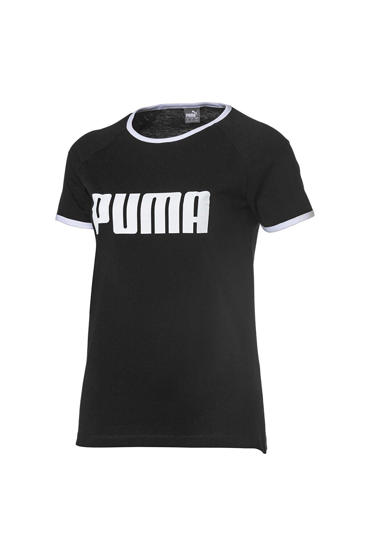 Puma RINGER Siyah Kadın T-Shirt 100516902