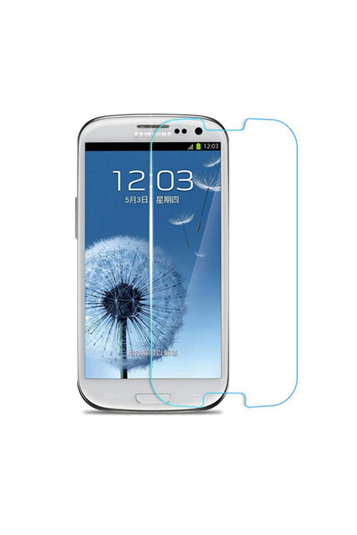TeknoDuvar Samsung S3 Neo Uyumlu Kırılmaz Ekran Koruyucu Temperli Cam