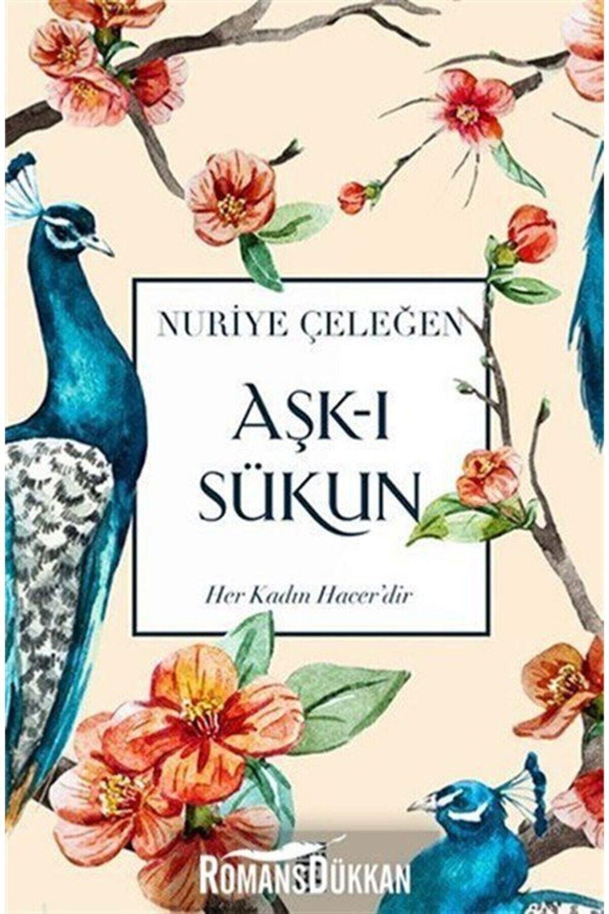 Timaş Yayınları Aşk-ı Sükun & Her Kadın Hacer'dir.